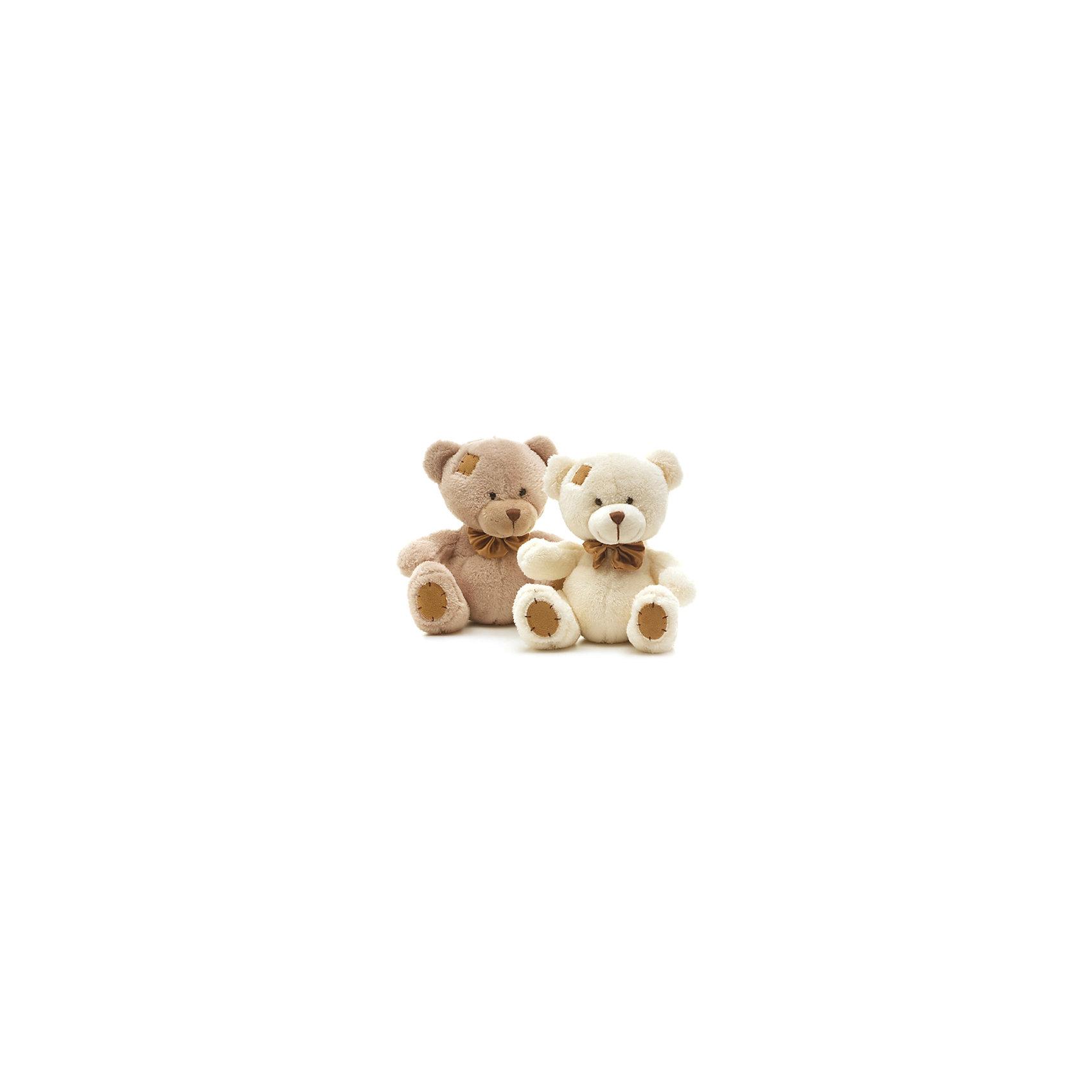 Медведь Берни, музыкальный, 18 см., LAVA