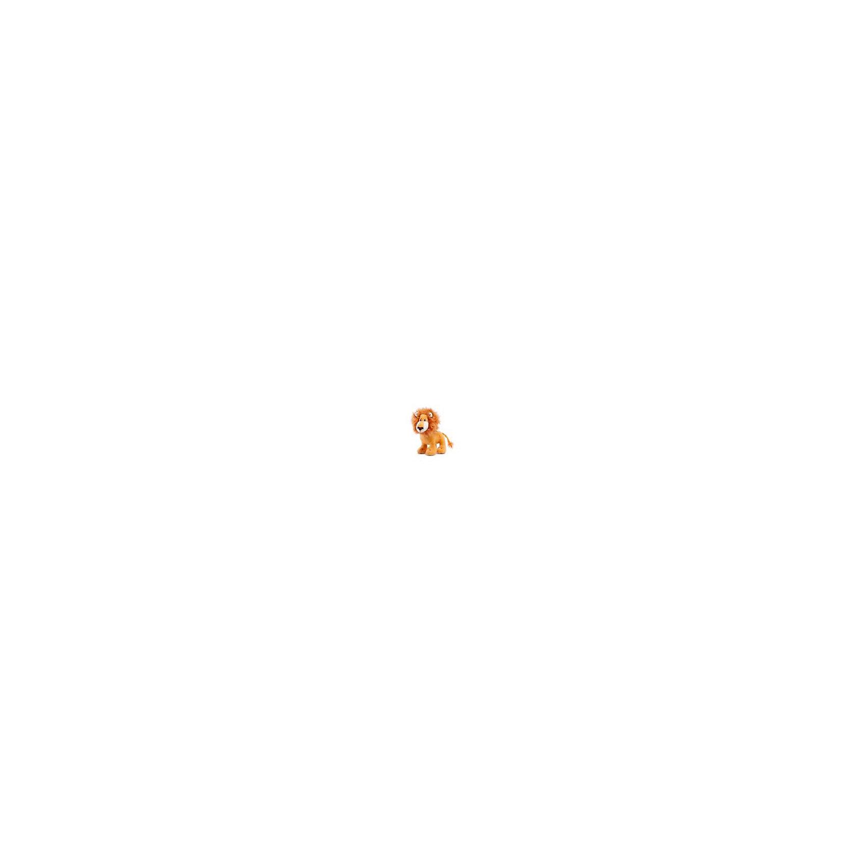 Лев Рони, музыкальный, LAVAЛев Рони очарует кого угодно. У него пушистая грива и добрые глаза, а еще он умеет петь веселую песенку! Игрушка выполнена из высококачественного гипоаллергенного материала, очень приятна на ощупь, абсолютно безопасна для детей.  <br><br>Дополнительная информация:<br><br>- Материал: текстиль, синтепон, пластик.<br>- Высота: 22 см. <br>- Поет песенку. <br>- Элемент питания: батарейка (в комплекте).<br><br>Льва Рони, музыкального, 22 см., LAVA (ЛАВА) можно купить в нашем магазине.<br><br>Ширина мм: 150<br>Глубина мм: 150<br>Высота мм: 250<br>Вес г: 375<br>Возраст от месяцев: 36<br>Возраст до месяцев: 1188<br>Пол: Унисекс<br>Возраст: Детский<br>SKU: 4444190