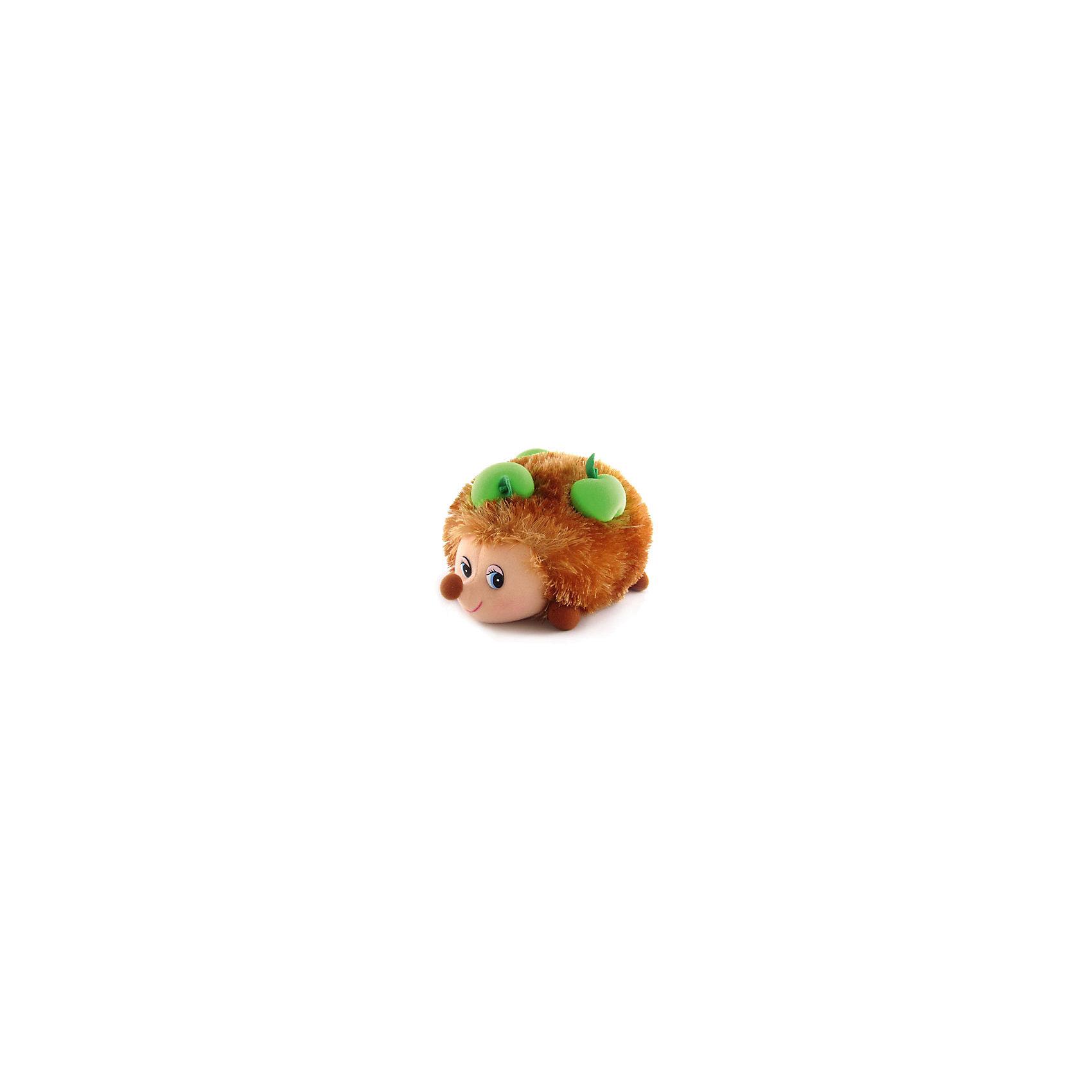 Ёжик с яблоками, музыкальный, 27 см., LAVAМягкий очаровательный ёжик споет малышам песенку и подарит хорошее настроение! Игрушка выполнена из высококачественного гипоаллергенного материала, очень приятна на ощупь, абсолютно безопасна для детей.  <br><br>Дополнительная информация:<br><br>- Материал: искусственный мех ,текстиль, синтепон, пластик.<br>- Высота: 27 см. <br>- Поет песенку. <br>- Элемент питания: батарейка (в комплекте).<br><br>Ёжика с яблоками, музыкального, 27 см., LAVA (ЛАВА) можно купить в нашем магазине.<br><br>Ширина мм: 150<br>Глубина мм: 150<br>Высота мм: 270<br>Вес г: 174<br>Возраст от месяцев: 36<br>Возраст до месяцев: 1188<br>Пол: Унисекс<br>Возраст: Детский<br>SKU: 4444199