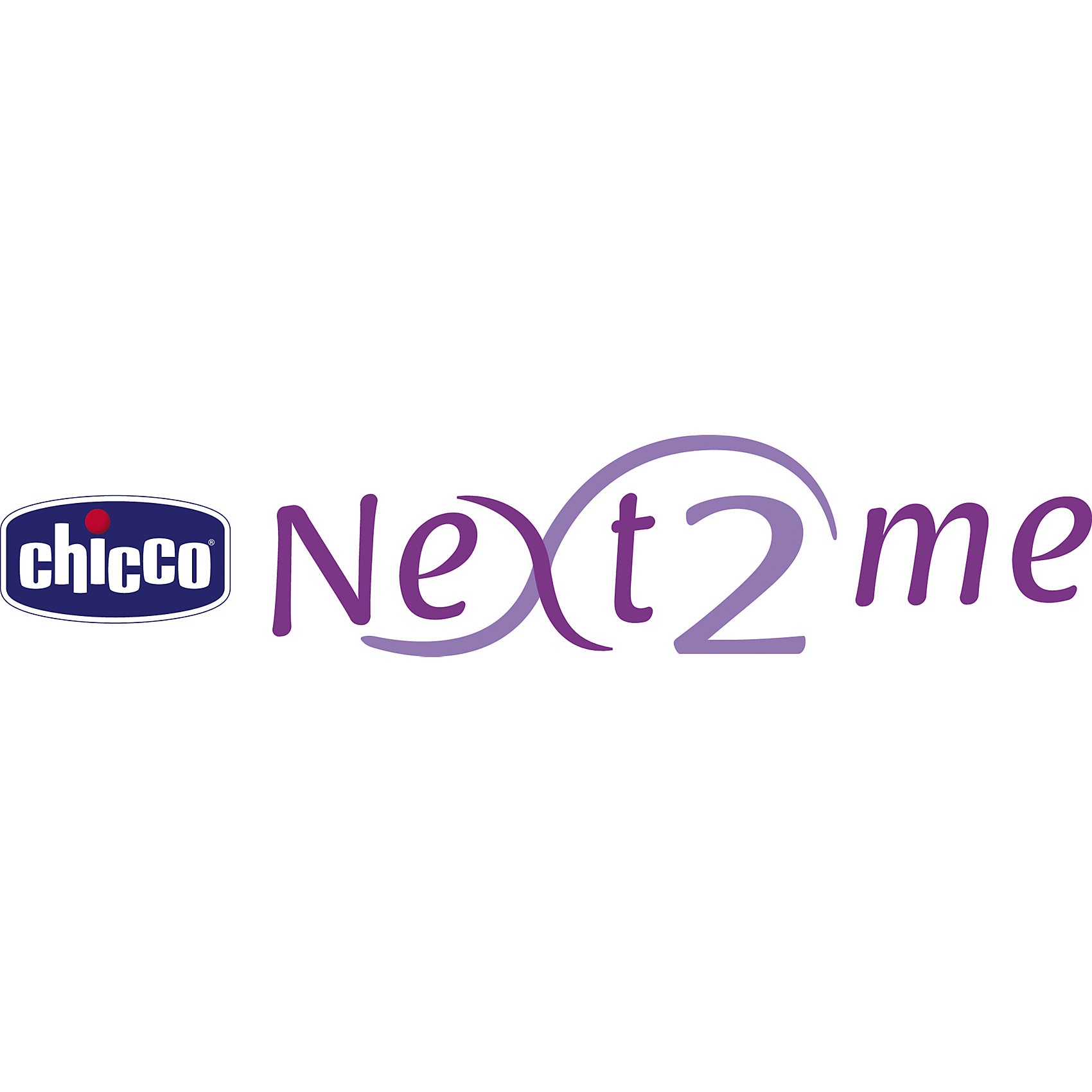 Кроватка Next2me, Chicco, denim от myToys