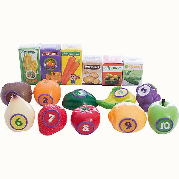 Умняшка-сканер c набором продуктов, ZhoryaИгрушечные продукты питания<br>Умняшка-сканер, Zhorya  - это набор для сюжетно-ролевых игр, который обучит малыша названиям овощей и фруктов и их цветам.<br>Учиться в игровой форме весело и интересно! Игра в магазин с этим забавным сканером принесет не только веселье, но и знания. Умняшка-сканер по форме очень похож на настоящий сканер, но в отличие от настоящего он имеет веселую мордочку и множество разноцветных огоньков, которые, несомненно, понравятся вашему малышу. Умняшка-сканер познакомит ребенка с разными овощами и фруктами: ребенок узнает их название, цвет и увидит, как некоторые из них выглядят. Также в стихотворной форме ребенок сможет узнать различные цвета. Сканер расскажет 16 стихов. Чтобы узнать название продукта или цвет поднесите сканер к специальному чипу на овощах и фруктах. Для проверки полученных знаний предусмотрен режим Экзамен. Малышу предложат проверить свои знания и найти тот или иной фрукт и овощ или угадать цвет. Отдохнуть от обучения можно послушав веселую песенку. Предусмотрена регулировка громкости и функция выключения. Игрушка способствует развитию памяти, воображения, моторики, слуха, зрения, цветовосприятия и координации движений.<br><br>Дополнительная информация:<br><br>- В наборе: сканер, 16 видов овощей и фруктов (из них 6 представляют собой пустые коробочки)<br>- Батарейки: 3 типа ААА (в комплект не входят)<br>- Длина сканера: 11 см.<br>- Материал: высококачественный пластик<br>- Упаковка: яркая красочная коробка<br>- Размер упаковки: 41 х 9 х 26 см.<br><br>Набор Умняшка-сканер, Zhorya  можно купить в нашем интернет-магазине.<br>Ширина мм: 570; Глубина мм: 280; Высота мм: 180; Вес г: 1890; Возраст от месяцев: 6; Возраст до месяцев: 36; Пол: Унисекс; Возраст: Детский; SKU: 4453032;