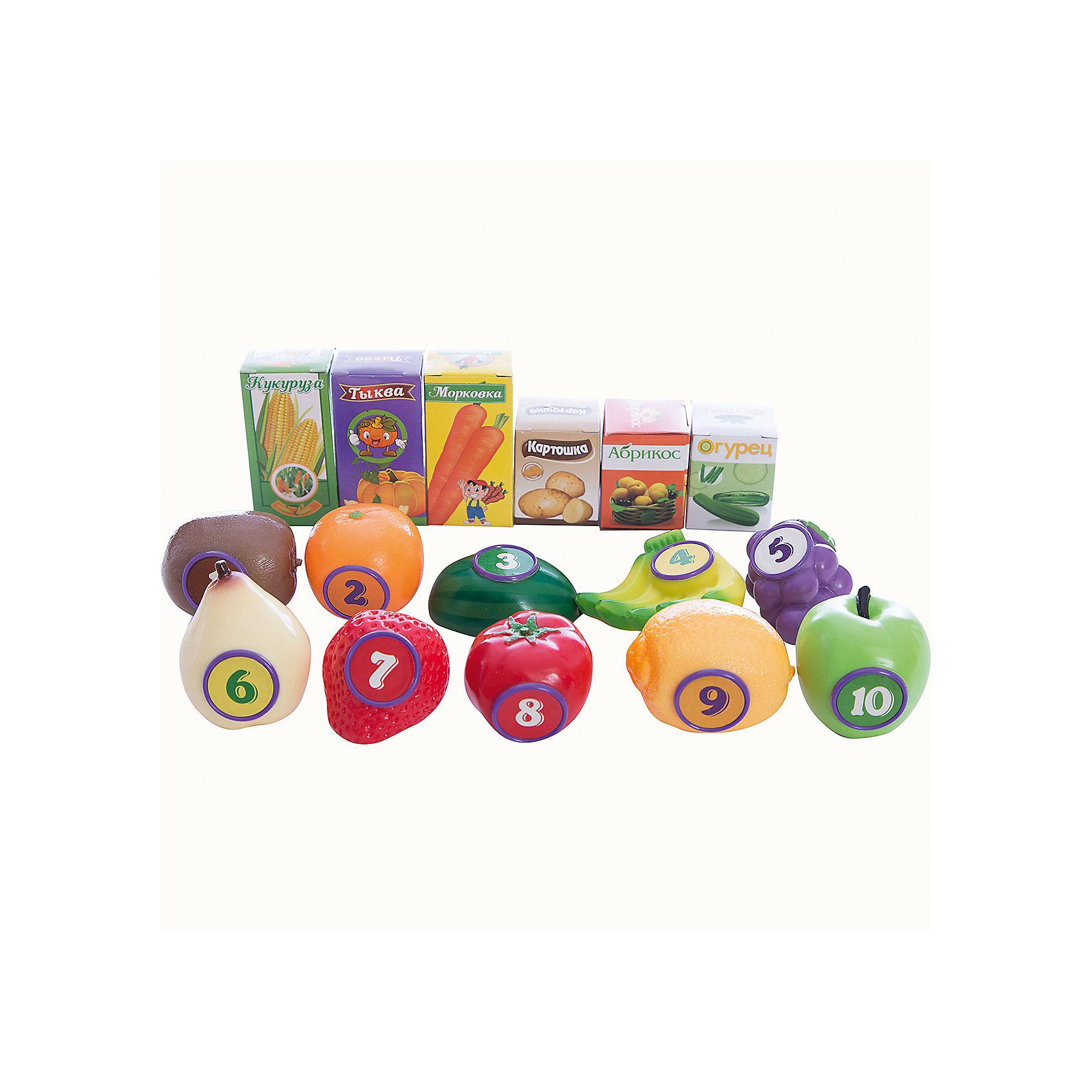 Умняшка-сканер c набором продуктов, ZhoryaСюжетно-ролевые игры<br>Умняшка-сканер, Zhorya  - это набор для сюжетно-ролевых игр, который обучит малыша названиям овощей и фруктов и их цветам.<br>Учиться в игровой форме весело и интересно! Игра в магазин с этим забавным сканером принесет не только веселье, но и знания. Умняшка-сканер по форме очень похож на настоящий сканер, но в отличие от настоящего он имеет веселую мордочку и множество разноцветных огоньков, которые, несомненно, понравятся вашему малышу. Умняшка-сканер познакомит ребенка с разными овощами и фруктами: ребенок узнает их название, цвет и увидит, как некоторые из них выглядят. Также в стихотворной форме ребенок сможет узнать различные цвета. Сканер расскажет 16 стихов. Чтобы узнать название продукта или цвет поднесите сканер к специальному чипу на овощах и фруктах. Для проверки полученных знаний предусмотрен режим Экзамен. Малышу предложат проверить свои знания и найти тот или иной фрукт и овощ или угадать цвет. Отдохнуть от обучения можно послушав веселую песенку. Предусмотрена регулировка громкости и функция выключения. Игрушка способствует развитию памяти, воображения, моторики, слуха, зрения, цветовосприятия и координации движений.<br><br>Дополнительная информация:<br><br>- В наборе: сканер, 16 видов овощей и фруктов (из них 6 представляют собой пустые коробочки)<br>- Батарейки: 3 типа ААА (в комплект не входят)<br>- Длина сканера: 11 см.<br>- Материал: высококачественный пластик<br>- Упаковка: яркая красочная коробка<br>- Размер упаковки: 41 х 9 х 26 см.<br><br>Набор Умняшка-сканер, Zhorya  можно купить в нашем интернет-магазине.<br><br>Ширина мм: 570<br>Глубина мм: 280<br>Высота мм: 180<br>Вес г: 1890<br>Возраст от месяцев: 6<br>Возраст до месяцев: 36<br>Пол: Унисекс<br>Возраст: Детский<br>SKU: 4453032