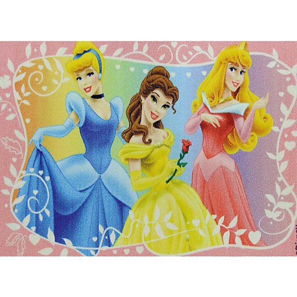 Ковер Принцессы Дисней 80*133 смДетские ковры<br>Ковер Принцессы Дисней 80*133 см - этот яркий красочный ковер, за которым легко ухаживать сделает комнату вашей малышки уютной.<br>Позитивный качественный детский ковёр коллекции Disney с прекрасными принцессами, любимыми героинями знаменитых диснеевских мультфильмов, украсит интерьер детской комнаты и наполнит мир вашей девочки яркими и живыми красками. Детские ковры Disney очень практичны, изготовлены из безопасных и высококачественных синтетических материалов, стойки к истиранию и не выгорают. По краям ковры аккуратно обшиты. Полиамидный ворс не впитывает влагу, что существенно облегчает уход за изделием, а латексная основа не скользит по полу. Небольшой размер и вес позволит без труда перемещать ковер в разные места комнаты и легко производить уборку под ковром.<br><br>Дополнительная информация:<br><br>- Размер: 80х133 см.<br>- Высота ворса: 4 мм.<br>- Вес ковра: 1,3 кг/м2<br>- Состав ворса: 100% полиамид<br>- Состав основы: гелиевая<br>- Цвет: розовый<br>- Вид производства: машинное<br><br>Ковер Принцессы Дисней 80*133 см можно купить в нашем интернет-магазине.<br><br>Ширина мм: 200<br>Глубина мм: 200<br>Высота мм: 800<br>Вес г: 1277<br>Возраст от месяцев: 36<br>Возраст до месяцев: 120<br>Пол: Женский<br>Возраст: Детский<br>SKU: 4466013