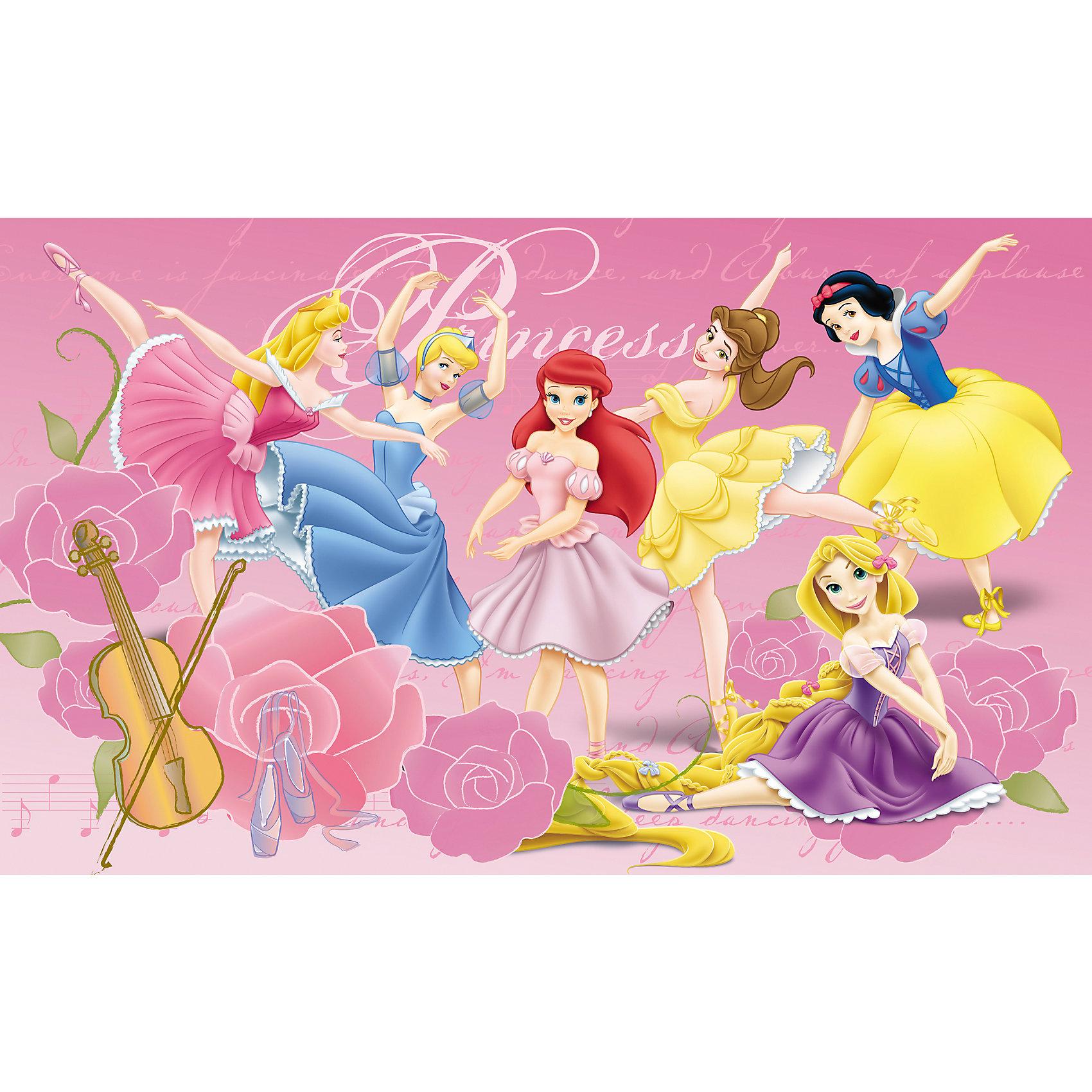"""Ковер """"Балерины"""" 80*133 см, Принцессы Дисней от myToys"""