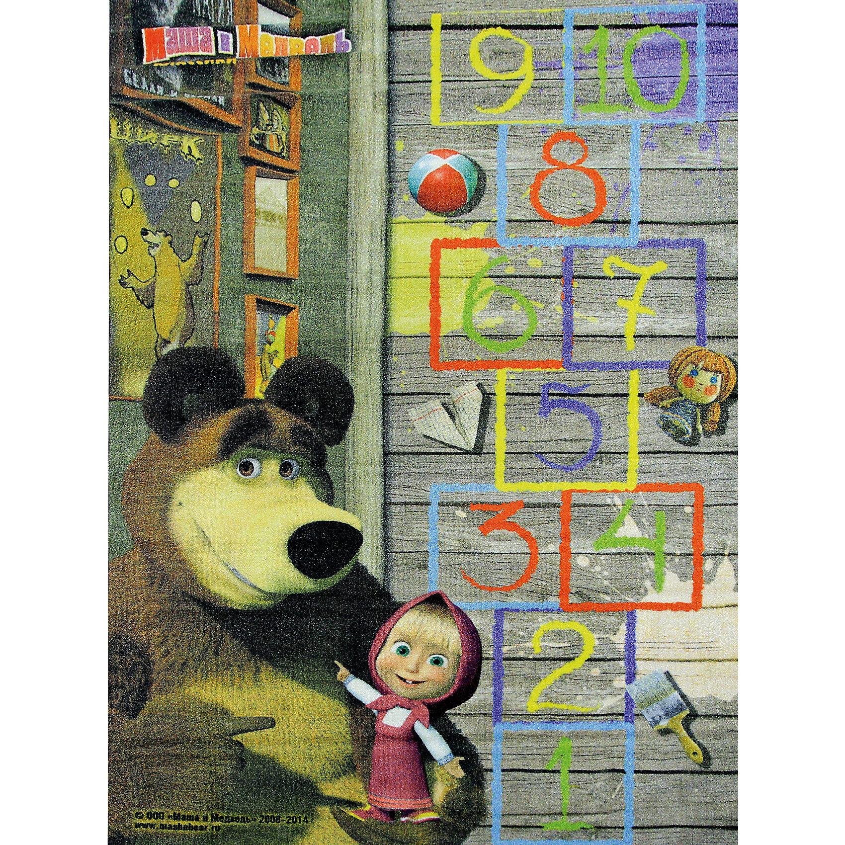 "Ковер ""Классики"" 133*195 см, Маша и Медведь от myToys"
