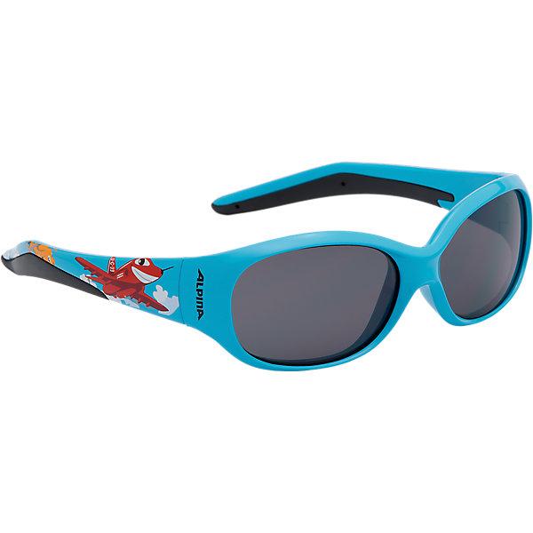 Очки солнцезащитные FLEXXY KIDS, ALPINAСолнцезащитные очки<br>Характеристики:<br><br>• возраст: от 4 лет;<br>• материал: пластик;<br>• размер упаковки: 19х3х3 см;<br>• вес упаковки: 200 гр.;<br>• страна производитель: Китай.<br><br>Очки солнцезащитные Alpina Flexxy Kids защищают глаза от попадания солнечных лучей во время прогулки, отдыха на природе, катания на велосипеде, занятий спортом. Линзы выполнены из прочного материала, устойчивого к разбиванию. Они защищают глаза от всех типов УФ-лучей и не запотевают.<br><br>Очки солнцезащитные Alpina Flexxy Kids можно приобрести в нашем интернет-магазине.<br>Ширина мм: 127; Глубина мм: 78; Высота мм: 40; Вес г: 37; Цвет: синий; Возраст от месяцев: 48; Возраст до месяцев: 1164; Пол: Мужской; Возраст: Детский; SKU: 4467479;