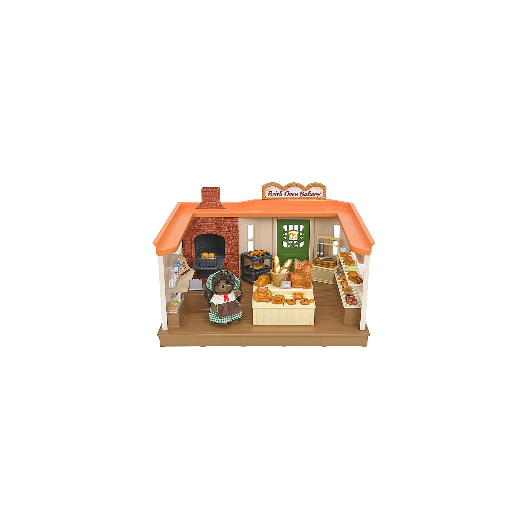 - Набор Пекарня, Sylvanian Families набор холодильник с продуктами sylvanian families