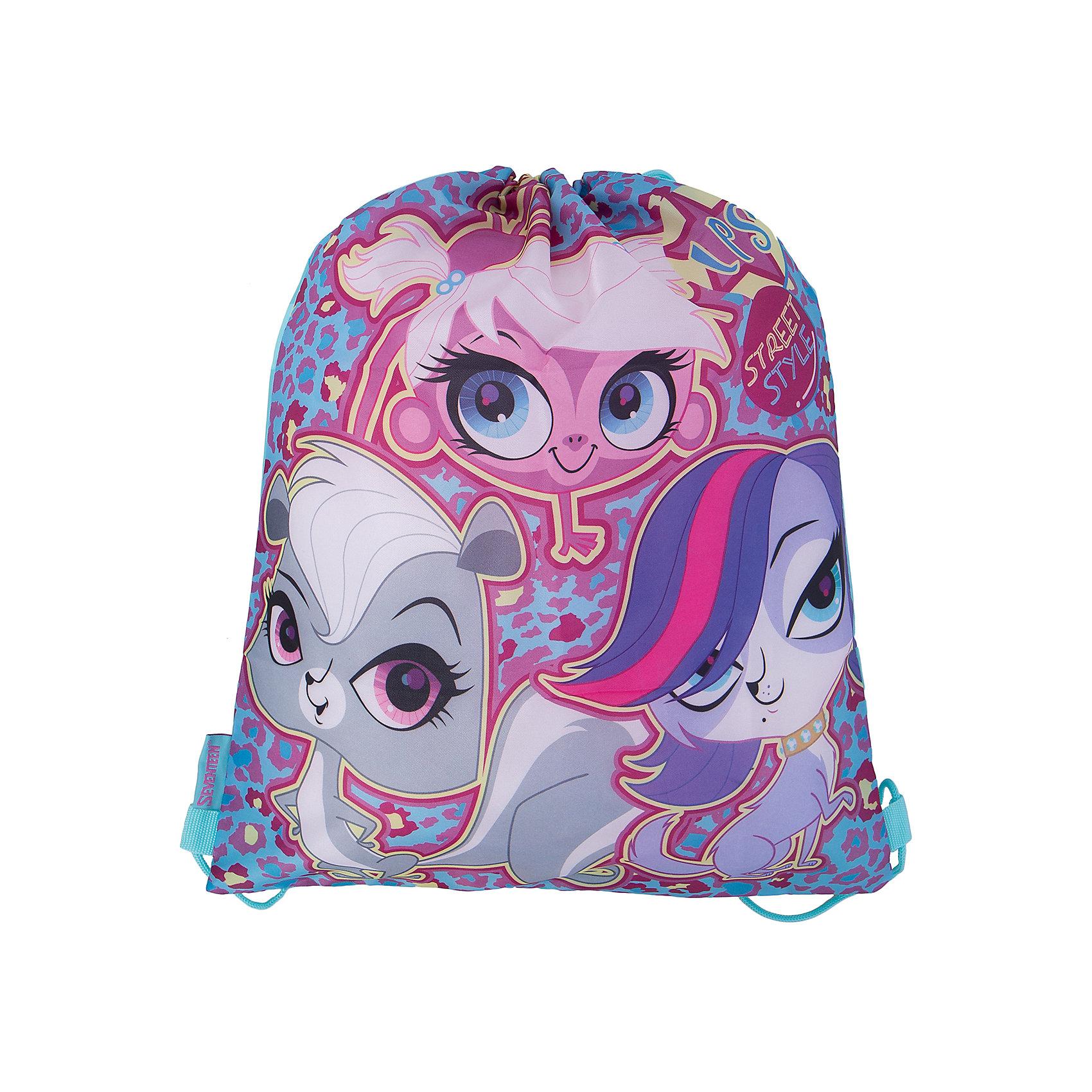 Сумка-рюкзак для обуви, Littlest Pet Shop