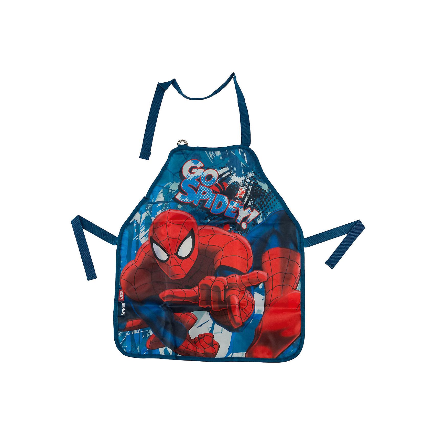 Академия групп Фартук, Человек-Паук академия групп набор канцелярский в подарочной коробке человек паук