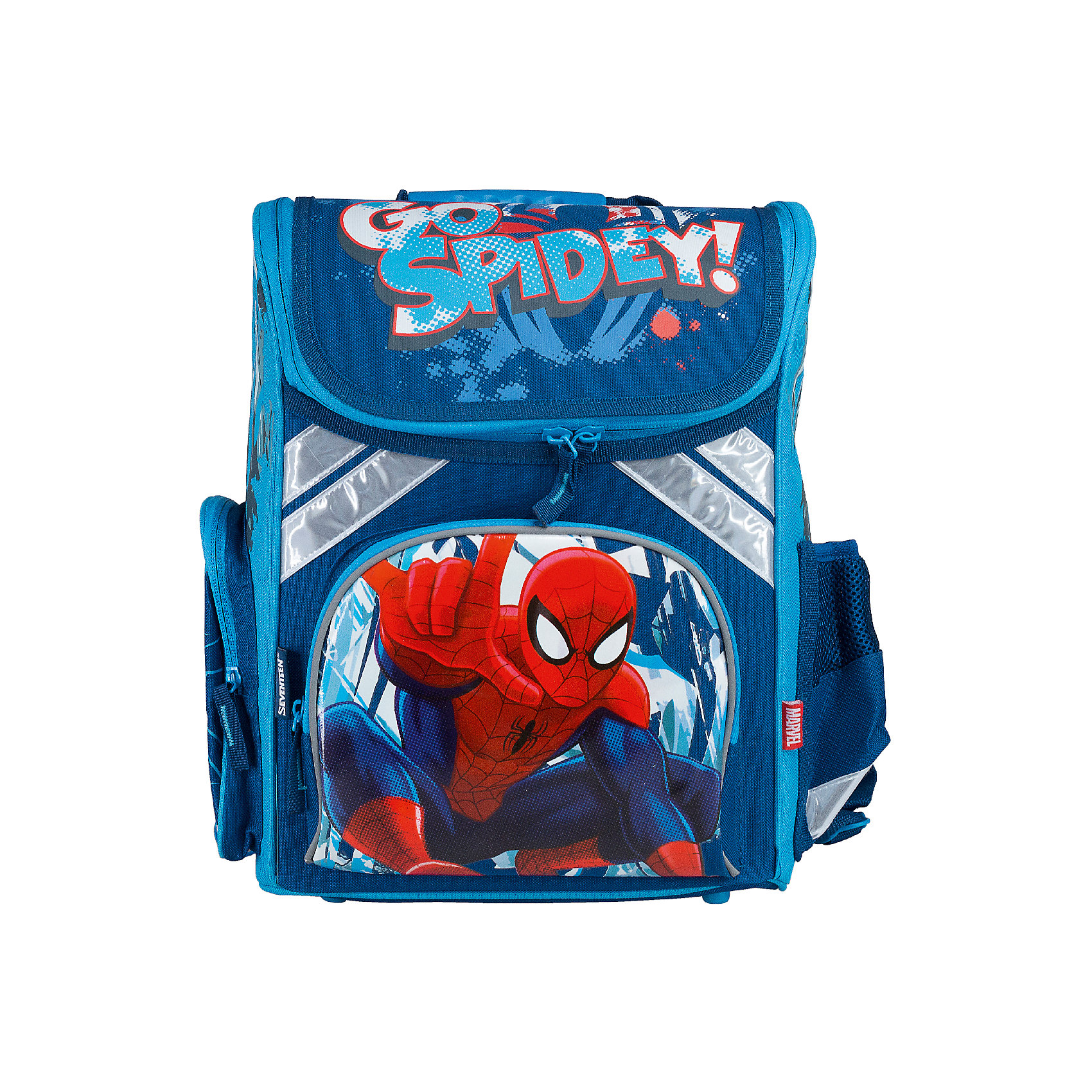 Эргономичный ранец, Человек-Паук