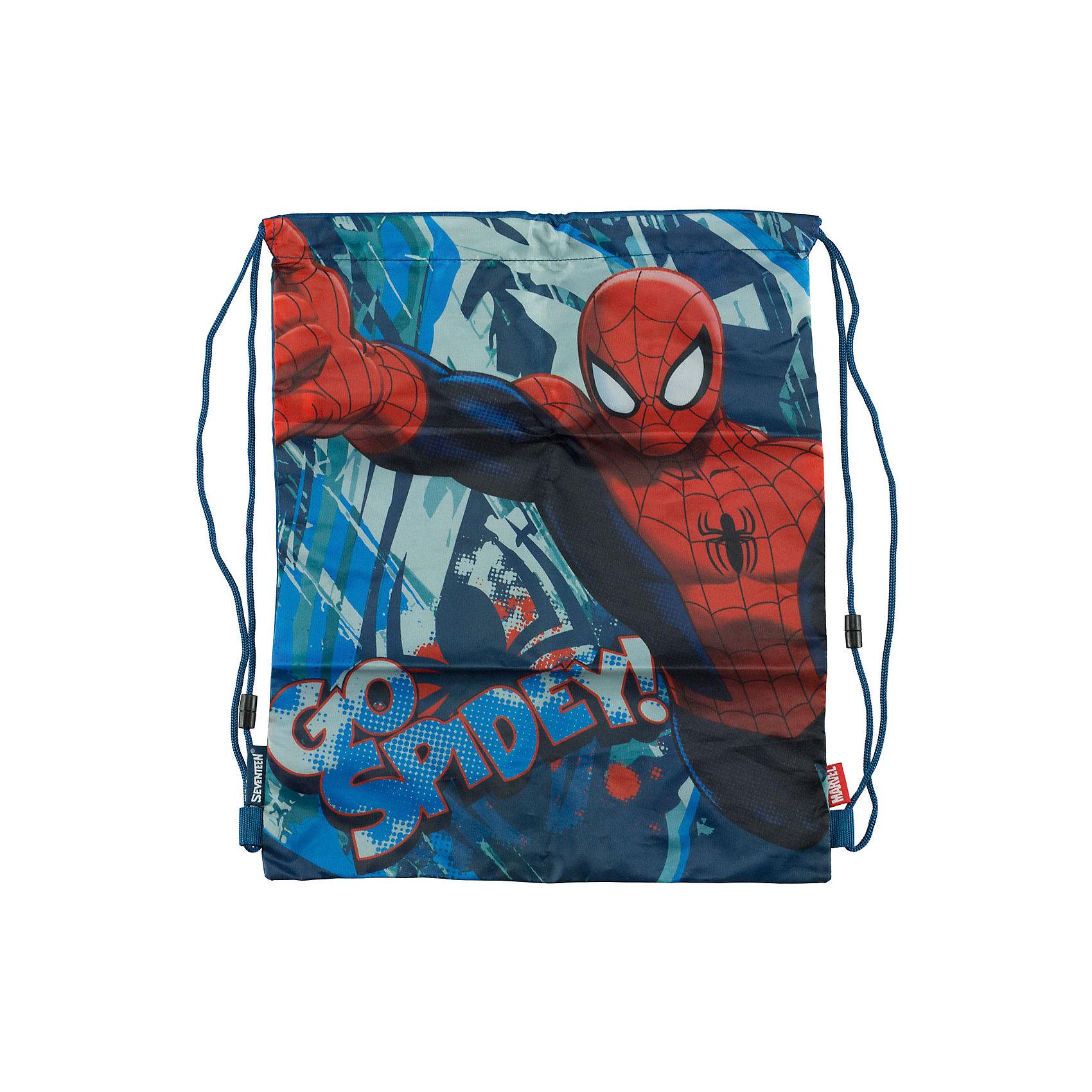 Академия групп Сумка-рюкзак для обуви, Человек-Паук академия групп сумка рюкзак для обуви человек паук