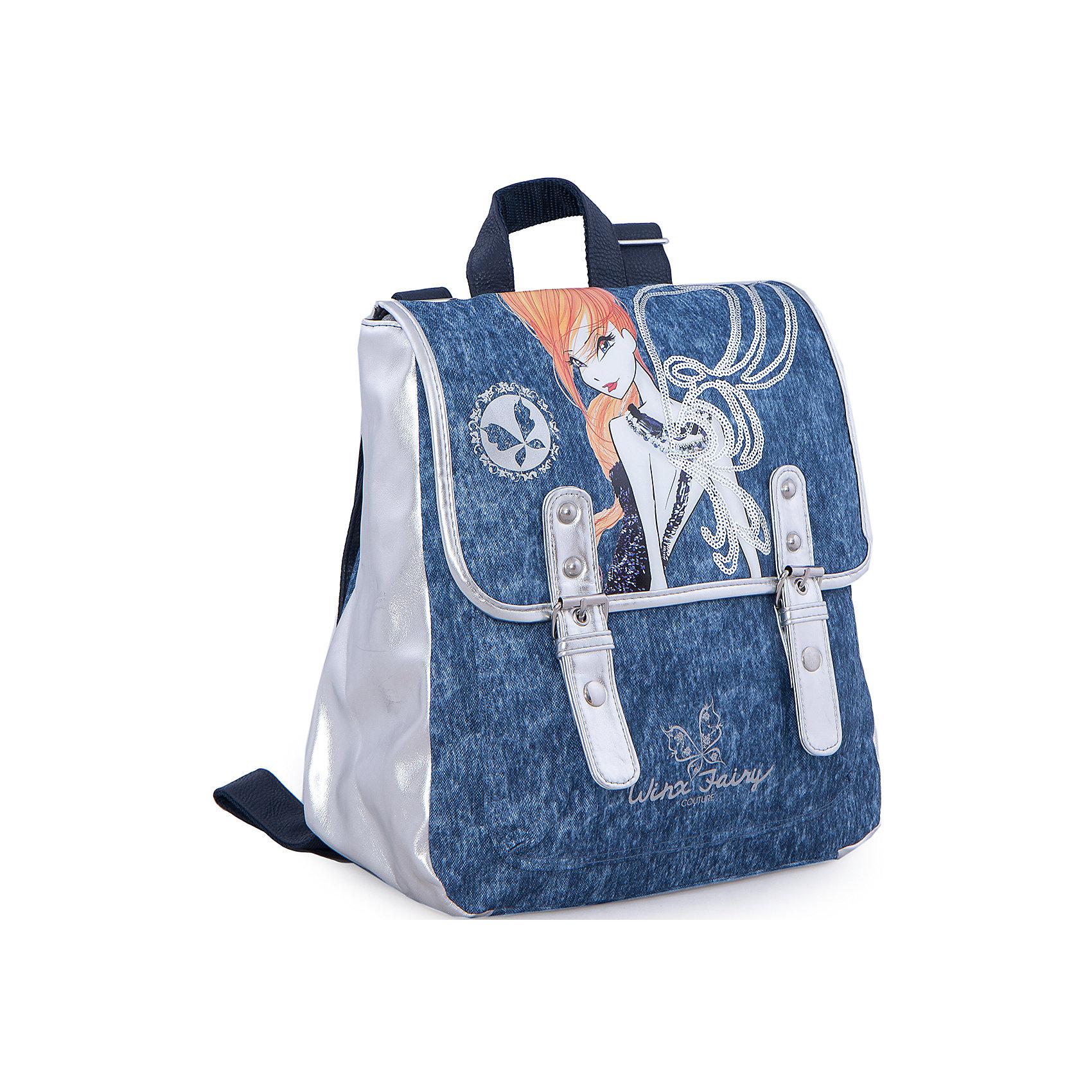 Школьный рюкзак, Winx ClubРюкзак 30*28*12 см, Winx Club - практичный и яркий рюкзак, прослужит Вашей дочурке долго и станет ее верным другом во всех путешествиях.<br>Стильный и продуманный до мелочей рюкзак Winx Club отлично подойдет для учебы, занятий спортом или прогулок на свежем воздухе. В нем с легкостью можно разместить все самые нужные вещи. Рюкзак содержит одно вместительное отделение с внутренними кармашками, которое закрывается клапаном с удобными стильными застежками. Рюкзак украшен ярким изображением очаровательной феи Winx. Он имеет текстильные регулируемые лямки и текстильную ручку. Изготовлен из прочного водонепроницаемого материала.<br><br>Дополнительная информация:<br><br>- Размер: 30 х 28 х 12 см.<br>- Материал: полиэстер<br>- Вес: 392 гр.<br><br>Рюкзак 30*28*12 см, Winx Club можно купить в нашем интернет-магазине.<br><br>Ширина мм: 280<br>Глубина мм: 120<br>Высота мм: 300<br>Вес г: 392<br>Возраст от месяцев: 72<br>Возраст до месяцев: 144<br>Пол: Женский<br>Возраст: Детский<br>SKU: 4489616