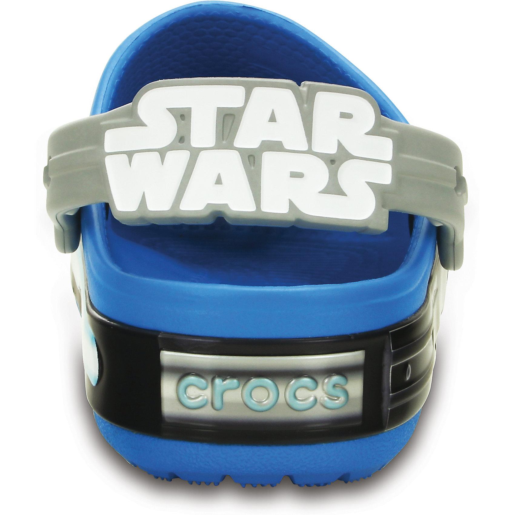 Сабо CrocsLights Star Wars Jedi Clg для мальчика Crocs от myToys