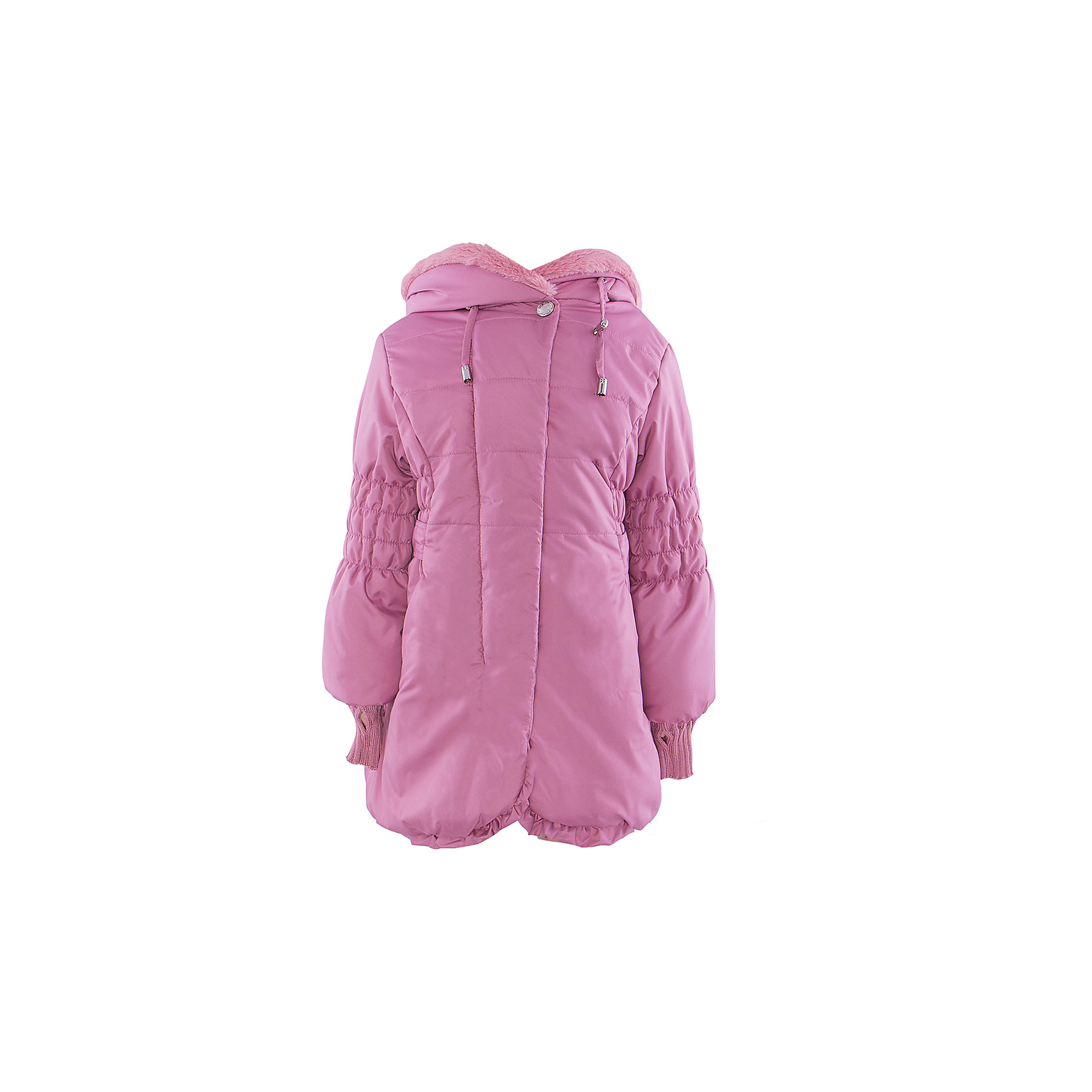 Куртка для девочки АртельКуртка для девочки от торговой марки Артель &#13;<br>&#13;<br>Очень эффектная куртка отлично смотрится и хорошо сидит. Изделие выполнено из качественных материалов, имеет удобные карманы и капюшон. Отличный вариант для переменной погоды межсезонья!&#13;<br>Одежда от бренда Артель – это высокое качество по приемлемой цене и всегда продуманный дизайн. &#13;<br>&#13;<br>Особенности модели: &#13;<br>- цвет - розовый;&#13;<br>- наличие карманов;&#13;<br>- наличие капюшона с опушкой;&#13;<br>- ветрозащитный клапан;&#13;<br>- отделка рюшами;&#13;<br>- застежка-молния.&#13;<br>&#13;<br>Дополнительная информация:&#13;<br>&#13;<br>Состав: &#13;<br>- верх: F Multi;&#13;<br>- подкладка: хлопок интерлок;<br>- утеплитель: термофайбер 100гр.<br><br>&#13;<br>Температурный режим: &#13;<br>от -10 °C до +10 °C&#13;<br>&#13;<br>Куртку для девочки Артель (Artel) можно купить в нашем магазине.<br><br>Ширина мм: 356<br>Глубина мм: 10<br>Высота мм: 245<br>Вес г: 519<br>Цвет: розовый<br>Возраст от месяцев: 48<br>Возраст до месяцев: 60<br>Пол: Женский<br>Возраст: Детский<br>Размер: 98,104,116,110,122<br>SKU: 4496019