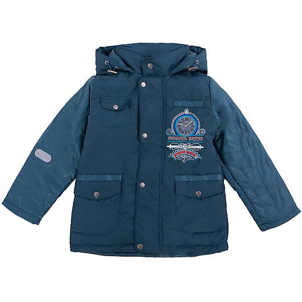 Куртка для мальчика АртельВерхняя одежда<br>Куртка для мальчика от торговой марки Артель &#13;<br>&#13;<br>Утепленная куртка позволит ребенку чувствовать себя комфортно даже в холодную погоду. Сделана она из качественных материалов, поэтому может прослужить не один сезон. Практичная и удобная вещь.<br>Одежда от бренда Артель – это высокое качество по приемлемой цене и всегда продуманный дизайн. &#13;<br>&#13;<br>Особенности модели: &#13;<br>- цвет - зеленый;&#13;<br>- наличие карманов;&#13;<br>- капюшон;<br>- утеплитель;&#13;<br>- украшена вышивкой;&#13;<br>- застежка-молния под клапаном на кнопках.&#13;<br>&#13;<br>Дополнительная информация:&#13;<br>&#13;<br>Состав: &#13;<br>- верх: FITSYSTEM;<br>- подкладка: тиси;<br>- утеплитель: термофайбер 100 г<br>&#13;<br>Температурный режим: &#13;<br>от - 10 °C до + 10 °C&#13;<br>&#13;<br>Куртку для мальчика Артель (Artel) можно купить в нашем магазине.<br><br>Ширина мм: 356<br>Глубина мм: 10<br>Высота мм: 245<br>Вес г: 519<br>Цвет: зеленый<br>Возраст от месяцев: 84<br>Возраст до месяцев: 96<br>Пол: Мужской<br>Возраст: Детский<br>Размер: 128,122,104,110,116<br>SKU: 4496048