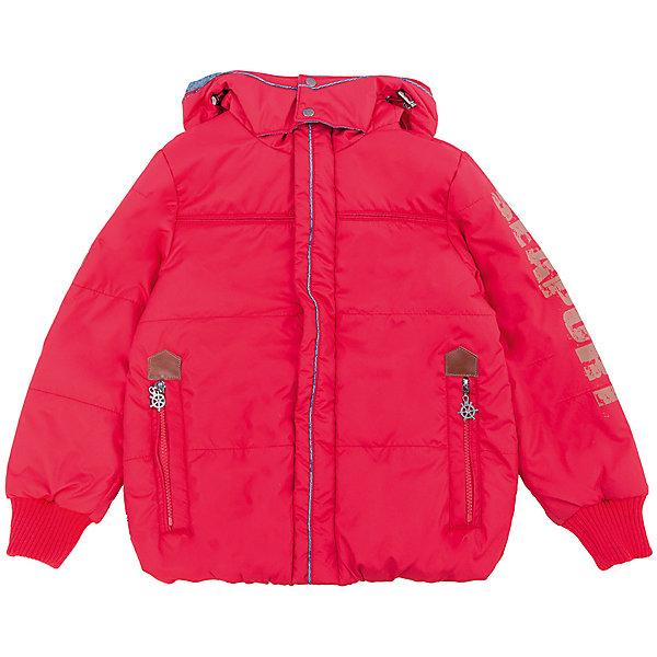 Куртка для мальчика АртельВерхняя одежда<br>Куртка для мальчика от торговой марки Артель &#13;<br>&#13;<br>Модная утепленная куртка позволит ребенку чувствовать себя комфортно даже в холодную погоду. Сделана она из качественных материалов, поэтому может прослужить не один сезон. Практичная и удобная вещь.<br>Одежда от бренда Артель – это высокое качество по приемлемой цене и всегда продуманный дизайн. &#13;<br>&#13;<br>Особенности модели: &#13;<br>- цвет - красный;&#13;<br>- наличие карманов;&#13;<br>- капюшон;<br>- утеплитель;&#13;<br>- украшена принтом;&#13;<br>- застежка-молния.&#13;<br>&#13;<br>Дополнительная информация:&#13;<br>&#13;<br>Состав: &#13;<br>- верх: DEWSPO;<br>- подкладка: тиси;<br>- утеплитель: термофайбер 100 г<br>&#13;<br>Температурный режим: &#13;<br>от - 10 °C до + 10 °C&#13;<br>&#13;<br>Куртку для мальчика Артель (Artel) можно купить в нашем магазине.<br><br>Ширина мм: 356<br>Глубина мм: 10<br>Высота мм: 245<br>Вес г: 519<br>Цвет: красный<br>Возраст от месяцев: 120<br>Возраст до месяцев: 132<br>Пол: Мужской<br>Возраст: Детский<br>Размер: 134,140,128,146<br>SKU: 4496054