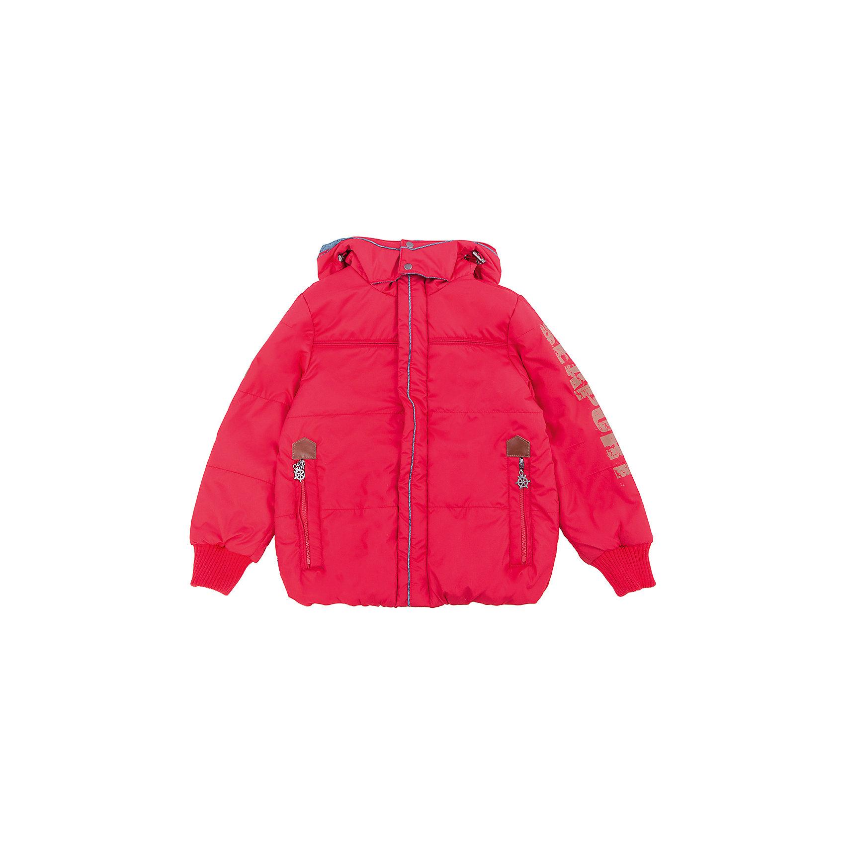 Куртка для мальчика АртельКуртка для мальчика от торговой марки Артель &#13;<br>&#13;<br>Модная утепленная куртка позволит ребенку чувствовать себя комфортно даже в холодную погоду. Сделана она из качественных материалов, поэтому может прослужить не один сезон. Практичная и удобная вещь.<br>Одежда от бренда Артель – это высокое качество по приемлемой цене и всегда продуманный дизайн. &#13;<br>&#13;<br>Особенности модели: &#13;<br>- цвет - красный;&#13;<br>- наличие карманов;&#13;<br>- капюшон;<br>- утеплитель;&#13;<br>- украшена принтом;&#13;<br>- застежка-молния.&#13;<br>&#13;<br>Дополнительная информация:&#13;<br>&#13;<br>Состав: &#13;<br>- верх: DEWSPO;<br>- подкладка: тиси;<br>- утеплитель: термофайбер 100 г<br>&#13;<br>Температурный режим: &#13;<br>от - 10 °C до + 10 °C&#13;<br>&#13;<br>Куртку для мальчика Артель (Artel) можно купить в нашем магазине.<br><br>Ширина мм: 356<br>Глубина мм: 10<br>Высота мм: 245<br>Вес г: 519<br>Цвет: красный<br>Возраст от месяцев: 120<br>Возраст до месяцев: 132<br>Пол: Мужской<br>Возраст: Детский<br>Размер: 146,134,140,128<br>SKU: 4496054