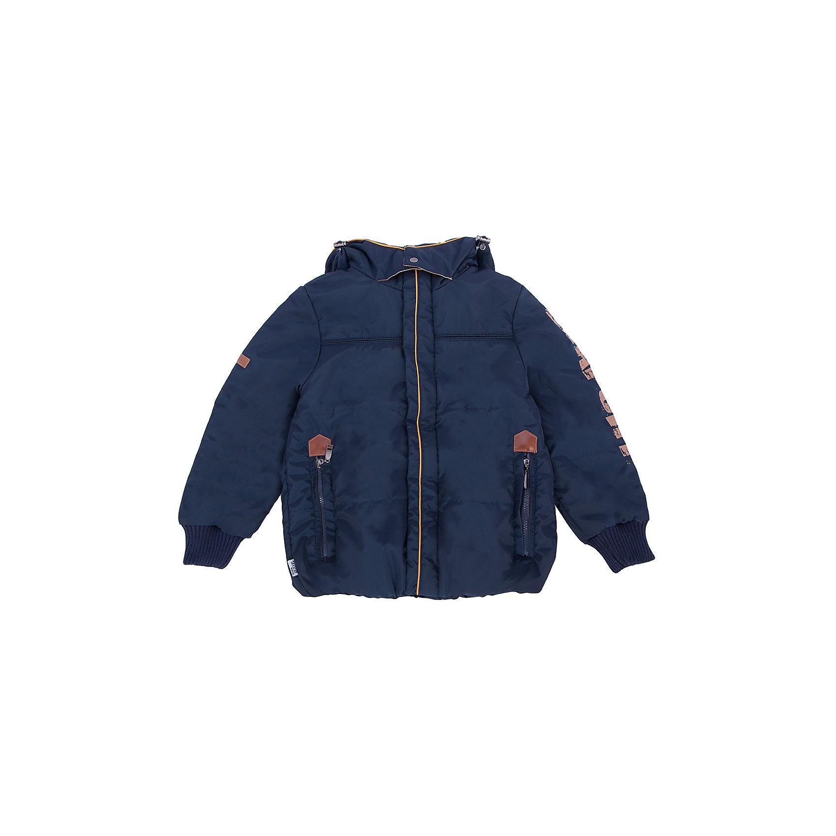 Куртка для мальчика АртельВерхняя одежда<br>Куртка для мальчика от торговой марки Артель &#13;<br>&#13;<br>Модная утепленная куртка позволит ребенку чувствовать себя комфортно даже в холодную погоду. Сделана она из качественных материалов, поэтому может прослужить не один сезон. Практичная и удобная вещь.<br>Одежда от бренда Артель – это высокое качество по приемлемой цене и всегда продуманный дизайн. &#13;<br>&#13;<br>Особенности модели: &#13;<br>- цвет - синий;&#13;<br>- наличие карманов;&#13;<br>- капюшон;<br>- утеплитель;&#13;<br>- украшена принтом;&#13;<br>- застежка-молния.&#13;<br>&#13;<br>Дополнительная информация:&#13;<br>&#13;<br>Состав: &#13;<br>- верх: DEWSPO;<br>- подкладка: тиси;<br>- утеплитель: термофайбер 100 г<br>&#13;<br>Температурный режим: &#13;<br>от - 10 °C до + 10 °C&#13;<br>&#13;<br>Куртка для мальчика Артель (Artel) можно купить в нашем магазине.<br><br>Ширина мм: 356<br>Глубина мм: 10<br>Высота мм: 245<br>Вес г: 519<br>Цвет: синий<br>Возраст от месяцев: 120<br>Возраст до месяцев: 132<br>Пол: Мужской<br>Возраст: Детский<br>Размер: 146,134,140,128<br>SKU: 4496059