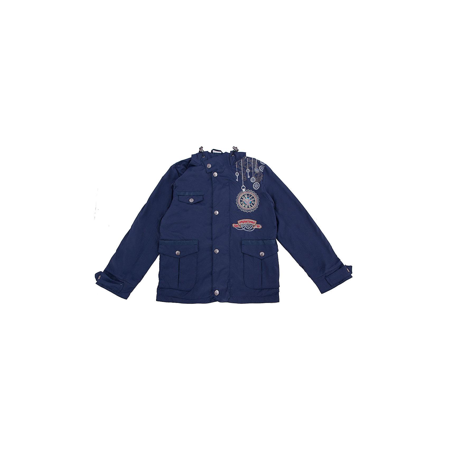 Ветровка для мальчика АртельВерхняя одежда<br>Ветровка для мальчика от торговой марки Артель &#13;<br>&#13;<br>Модная легкая куртка отлично подойдет для прогулок в прохладную погоду. Изделие выполнено из качественных материалов, имеет удобные карманы и капюшон. <br>Одежда от бренда Артель – это высокое качество по приемлемой цене и всегда продуманный дизайн. &#13;<br>&#13;<br>Особенности модели: &#13;<br>- цвет - синий;&#13;<br>- наличие карманов;&#13;<br>- наличие капюшона;&#13;<br>- клапан на кнопках;&#13;<br>- декорирована принтом;&#13;<br>- застежка-молния.&#13;<br>&#13;<br>Дополнительная информация:&#13;<br>&#13;<br>Состав: &#13;<br>- верх: FITSYSTEM ;&#13;<br>- подкладка: тиси.&#13;<br>&#13;<br>Температурный режим: &#13;<br>от +10 °C до +20 °C&#13;<br>&#13;<br>Ветровку для мальчика Артель (Artel) можно купить в нашем магазине.<br><br>Ширина мм: 356<br>Глубина мм: 10<br>Высота мм: 245<br>Вес г: 519<br>Цвет: синий<br>Возраст от месяцев: 108<br>Возраст до месяцев: 120<br>Пол: Мужской<br>Возраст: Детский<br>Размер: 140,128,134,146<br>SKU: 4496197
