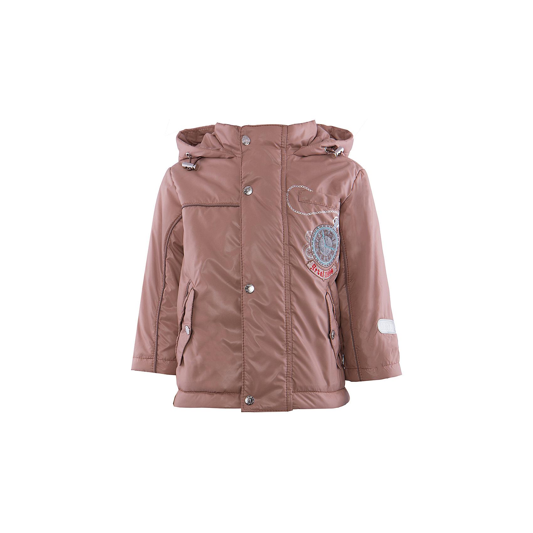 Куртка для мальчика АртельВерхняя одежда<br>Куртка для мальчика от торговой марки Артель &#13;<br>&#13;<br>Стильная утепленная куртка позволит ребенку чувствовать себя комфортно даже в холодную погоду. Сделана она из качественных материалов, поэтому может прослужить не один сезон. Практичная и удобная вещь.<br>Одежда от бренда Артель – это высокое качество по приемлемой цене и всегда продуманный дизайн. &#13;<br>&#13;<br>Особенности модели: &#13;<br>- цвет - бежевый;&#13;<br>- наличие карманов;&#13;<br>- капюшон;<br>- утеплитель;&#13;<br>- украшена вышивкой;&#13;<br>- застежка-молния, ветрозащитный клапан на кнопках.&#13;<br>&#13;<br>Дополнительная информация:&#13;<br>&#13;<br>Состав: &#13;<br>- верх: FITSYSTEM;<br>- подкладка: тиси;<br>- утеплитель: термофайбер 100 г<br>&#13;<br>Температурный режим: &#13;<br>от - 10 °C до + 10 °C&#13;<br>&#13;<br>Куртку для мальчика Артель (Artel) можно купить в нашем магазине.<br><br>Ширина мм: 356<br>Глубина мм: 10<br>Высота мм: 245<br>Вес г: 519<br>Цвет: бежевый<br>Возраст от месяцев: 24<br>Возраст до месяцев: 36<br>Пол: Мужской<br>Возраст: Детский<br>Размер: 98,80,86,92<br>SKU: 4496279