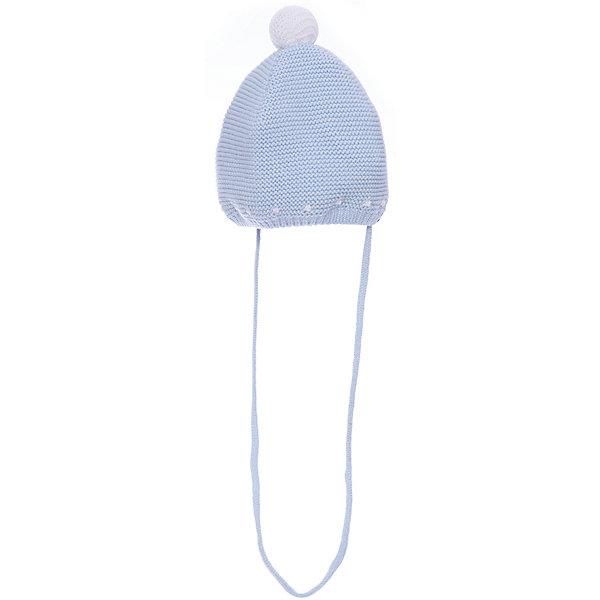 Шапка для мальчика АртельШапочки<br>Шапка для мальчика от торговой марки Артель <br><br>Модная шапка отлично смотрится на детях и комфортно сидит. Изделие выполнено из качественных материалов, вязка плотная. Смешанный состав пряжи обеспечит износостойкость и удобство. Отличный вариант для переменной погоды межсезонья! <br>Одежда от бренда Артель – это высокое качество по приемлемой цене и всегда продуманный дизайн. <br><br>Особенности модели: <br>- цвет - голубой; <br>- есть завязки; <br>- украшена бомбошкой; <br>- пряжа смешанного состава. <br><br>Дополнительная информация: <br><br>Состав: 50% хлопок, 50% пан.<br><br><br>Температурный режим: <br>от -10 °C до +10 °C <br><br>Шапку для мальчика Артель (Artel) можно купить в нашем магазине.<br>Ширина мм: 89; Глубина мм: 117; Высота мм: 44; Вес г: 155; Цвет: голубой; Возраст от месяцев: 3; Возраст до месяцев: 4; Пол: Мужской; Возраст: Детский; Размер: 42,46,40,44; SKU: 4500354;