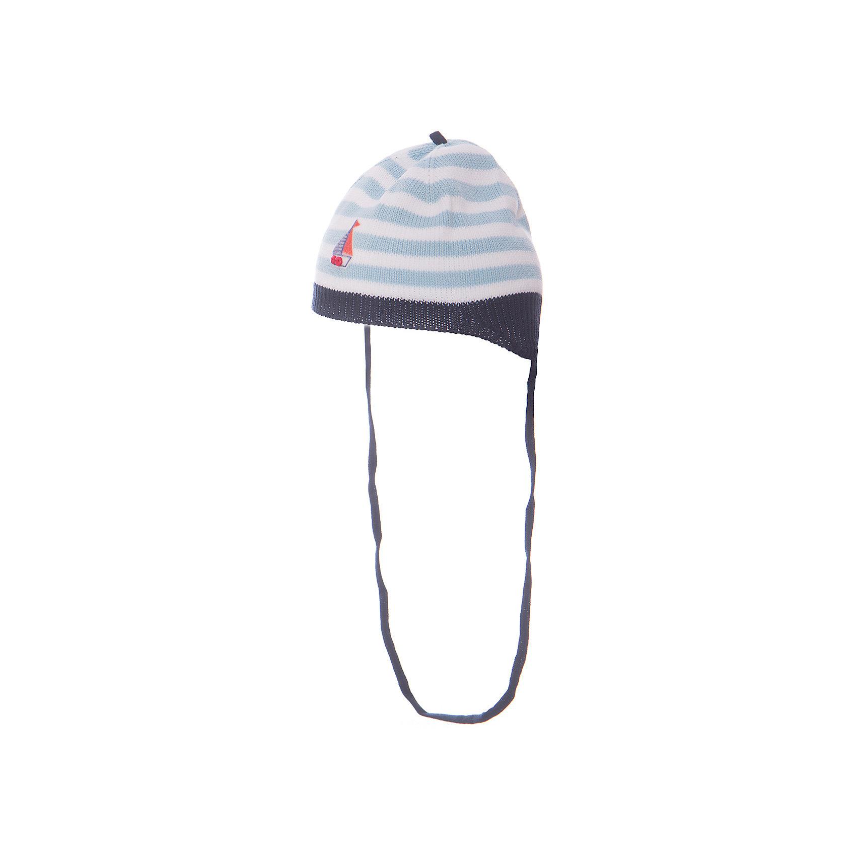 Шапка для мальчика АртельШапка для мальчика от торговой марки Артель <br><br>Модная шапка отлично смотрится на детях и комфортно сидит. Изделие выполнено из качественных материалов, вязка плотная. Натуральный хлопок обеспечит износостойкость и удобство. Отличный вариант для переменной погоды межсезонья! <br>Одежда от бренда Артель – это высокое качество по приемлемой цене и всегда продуманный дизайн. <br><br>Особенности модели: <br>- цвет - синий; <br>- есть завязки; <br>- украшена аппликацией; <br>- натуральный хлопок. <br><br>Дополнительная информация: <br><br>Состав: 100% хлопок.<br><br><br>Температурный режим: <br>От -5 °C до +10 °C <br><br>Шапку для мальчика Артель (Artel) можно купить в нашем магазине.<br><br>Ширина мм: 89<br>Глубина мм: 117<br>Высота мм: 44<br>Вес г: 155<br>Цвет: синий<br>Возраст от месяцев: 0<br>Возраст до месяцев: 1<br>Пол: Мужской<br>Возраст: Детский<br>Размер: 44,42,38,40,36<br>SKU: 4500465