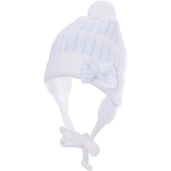 Шапка для девочки АртельШапочки<br>Шапка для девочки от торговой марки Артель <br><br>Удобная и модная шапка отлично смотрится на детях и комфортно сидит. Изделие выполнено из натуральной шерсти. Отличный вариант для переменной погоды межсезонья! <br>Одежда от бренда Артель – это высокое качество по приемлемой цене и всегда продуманный дизайн. <br><br>Особенности модели: <br>- цвет — белый; <br>- украшена бантом; <br>- есть завязки и бомбошка; <br>- натуральная шерсть. <br><br>Дополнительная информация: <br><br>Состав: 100% шерсть.<br><br><br>Температурный режим: <br>от -10 °C до +10 °C <br><br>Шапку для девочки Артель (Artel) можно купить в нашем магазине.<br><br>Ширина мм: 89<br>Глубина мм: 117<br>Высота мм: 44<br>Вес г: 155<br>Цвет: белый<br>Возраст от месяцев: 60<br>Возраст до месяцев: 72<br>Пол: Женский<br>Возраст: Детский<br>Размер: 52,50,46,48,44<br>SKU: 4500552
