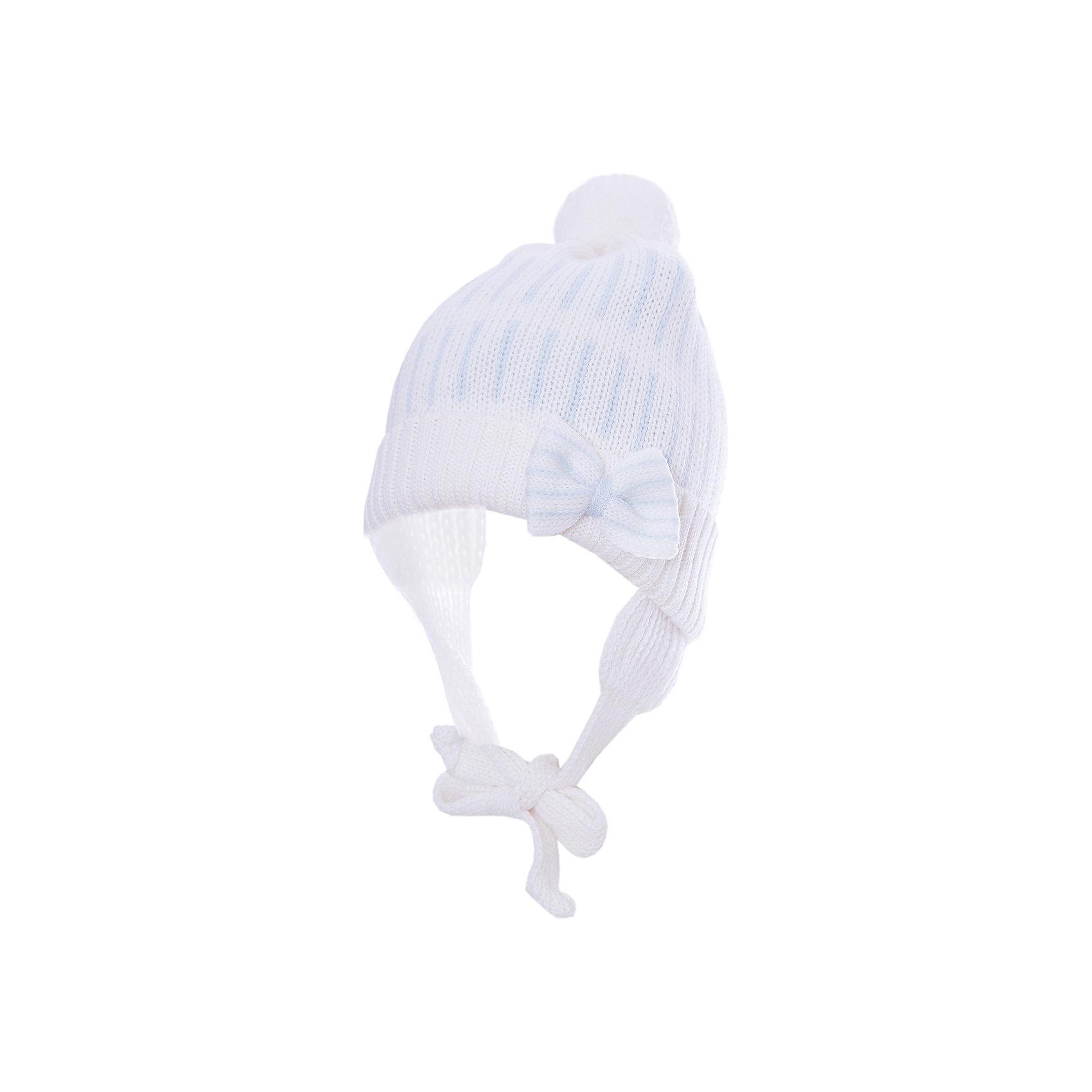 Шапка для девочки АртельГоловные уборы<br>Шапка для девочки от торговой марки Артель <br><br>Удобная и модная шапка отлично смотрится на детях и комфортно сидит. Изделие выполнено из натуральной шерсти. Отличный вариант для переменной погоды межсезонья! <br>Одежда от бренда Артель – это высокое качество по приемлемой цене и всегда продуманный дизайн. <br><br>Особенности модели: <br>- цвет — белый; <br>- украшена бантом; <br>- есть завязки и бомбошка; <br>- натуральная шерсть. <br><br>Дополнительная информация: <br><br>Состав: 100% шерсть.<br><br><br>Температурный режим: <br>от -10 °C до +10 °C <br><br>Шапку для девочки Артель (Artel) можно купить в нашем магазине.<br><br>Ширина мм: 89<br>Глубина мм: 117<br>Высота мм: 44<br>Вес г: 155<br>Цвет: белый<br>Возраст от месяцев: 36<br>Возраст до месяцев: 48<br>Пол: Женский<br>Возраст: Детский<br>Размер: 50,52,44,48,46<br>SKU: 4500552