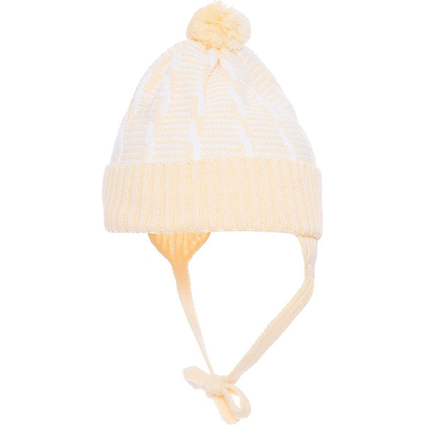Шапка АртельШапочки<br>Шапка от торговой марки Артель <br><br>Мягкая теплая шапка отлично смотрится на детях и комфортно сидит. Изделие выполнено из качественных материалов.<br>Одежда от бренда Артель – это высокое качество по приемлемой цене и всегда продуманный дизайн. <br><br>Особенности модели: <br>- цвет — желтый; <br>- украшена помпоном;<br>- есть завязки; <br>- натуральный хлопок с добавкой пана. <br><br>Дополнительная информация: <br><br>Состав: 50% хлопок, 50% пан.<br><br><br>Температурный режим: <br>от -10 °C до +10 °C <br><br>Шапку Артель (Artel) можно купить в нашем магазине.<br>Ширина мм: 89; Глубина мм: 117; Высота мм: 44; Вес г: 155; Цвет: желтый; Возраст от месяцев: 60; Возраст до месяцев: 72; Пол: Женский; Возраст: Детский; Размер: 52,48,44,46,50; SKU: 4500605;
