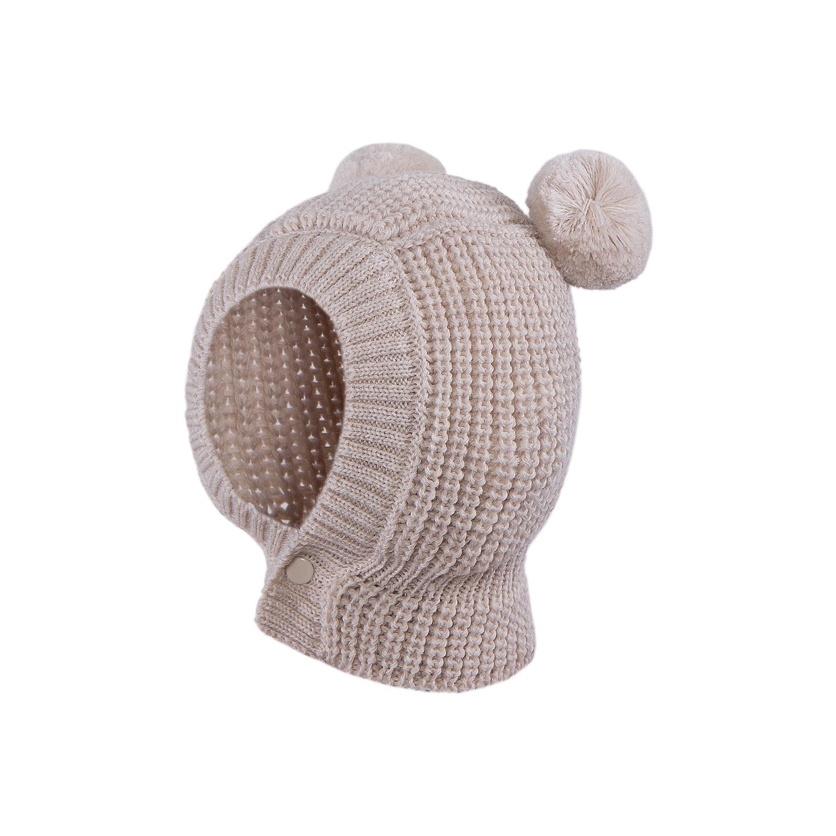 Шапка-шлем АртельШапка-шлем от торговой марки Артель <br><br>Оригинальная шапка-шлем для самых маленьких. Модель отлично смотрится на детях и комфортно сидит. Шапочка теплая, пряжа — мягкая, шерстяная.<br>Одежда от бренда Артель – это высокое качество по приемлемой цене и всегда продуманный дизайн. <br><br>Особенности модели: <br>- цвет — бежевый;<br>- застежки — пуговицы;<br>- две бомбошки; <br>- натуральная шерсть. <br><br>Дополнительная информация: <br><br>Состав: 100% шерсть.<br><br>Температурный режим: <br>От -15 °C до +5 °C <br><br>Шапку-шлем Артель (Artel) можно купить в нашем магазине.<br><br>Ширина мм: 89<br>Глубина мм: 117<br>Высота мм: 44<br>Вес г: 155<br>Цвет: бежевый<br>Возраст от месяцев: 1<br>Возраст до месяцев: 2<br>Пол: Унисекс<br>Возраст: Детский<br>Размер: 40,44,36<br>SKU: 4500660