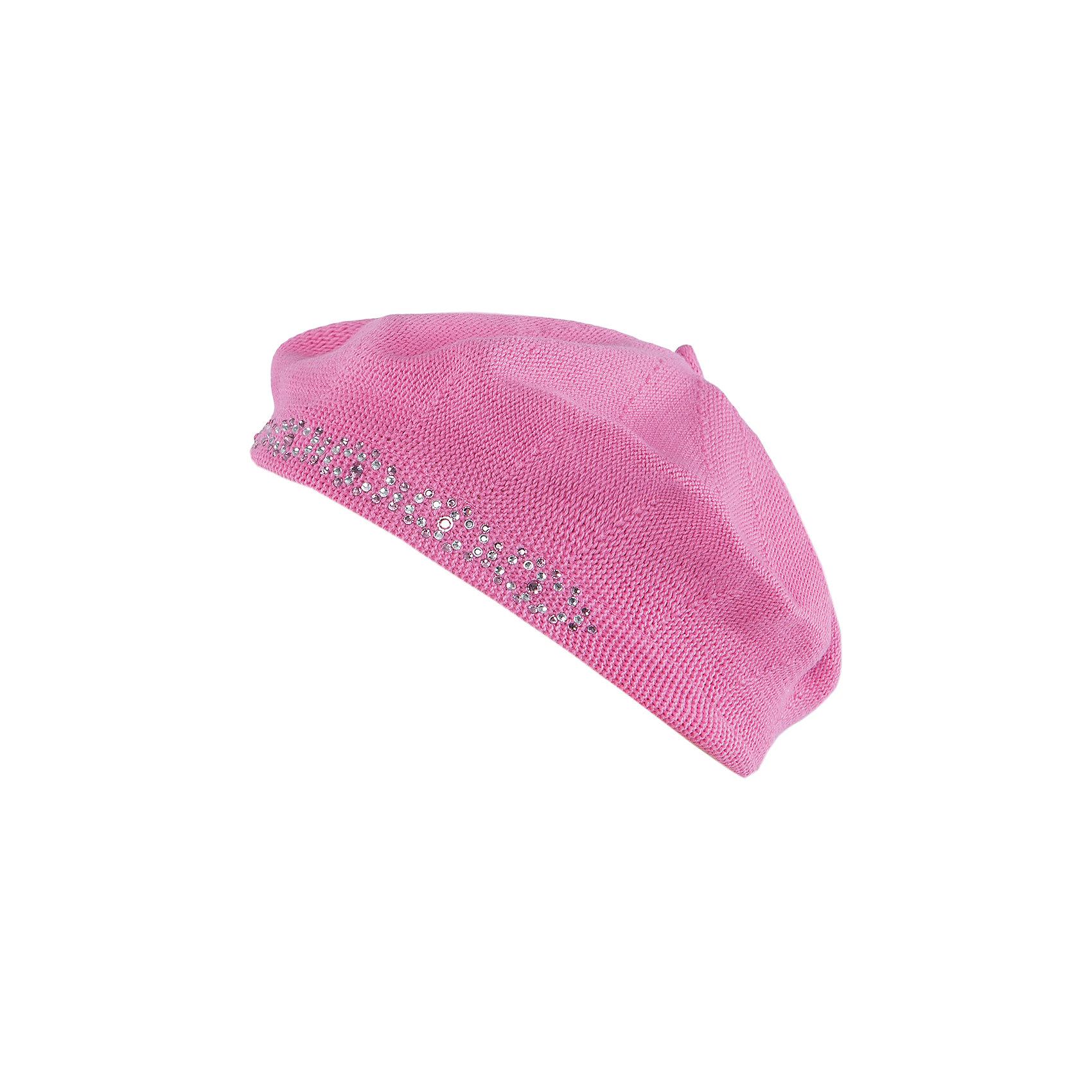 Шапка для девочки АртельГоловные уборы<br>Шапка для девочки от торговой марки Артель <br><br>Объемная шапка отлично смотрится на детях и комфортно сидит. Эта модель создана специально для девочек. Изделие выполнено из качественных материалов.<br>Одежда от бренда Артель – это высокое качество по приемлемой цене и всегда продуманный дизайн. <br><br>Особенности модели: <br>- цвет — розовый; <br>- украшена стразами; <br>- материал - натуральный хлопок. <br><br>Дополнительная информация: <br><br>Состав: 100% хлопок<br><br>Температурный режим: <br>От -5 °C до +15 °C <br><br>Шапку для девочки Артель (Artel) можно купить в нашем магазине.<br><br>Ширина мм: 89<br>Глубина мм: 117<br>Высота мм: 44<br>Вес г: 155<br>Цвет: розовый<br>Возраст от месяцев: 18<br>Возраст до месяцев: 24<br>Пол: Женский<br>Возраст: Детский<br>Размер: 48,54,52,50<br>SKU: 4500693