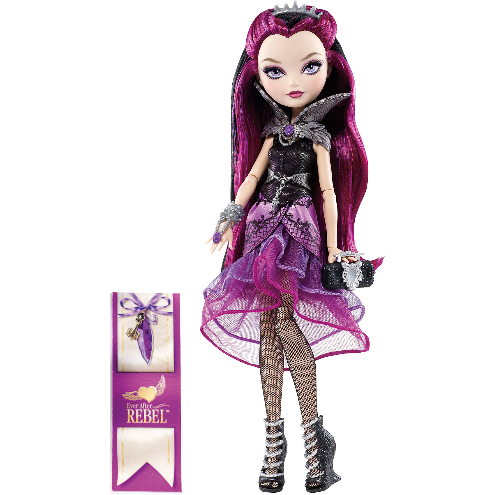 Mattel Кукла  Рэйвен Квин Главные герои, Ever After High mattel mattel кукла ever after high наследники и отступники банни бланк