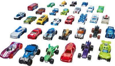 Mattel Базовые машинки (упаковка из 20-ти), Hot Wheels