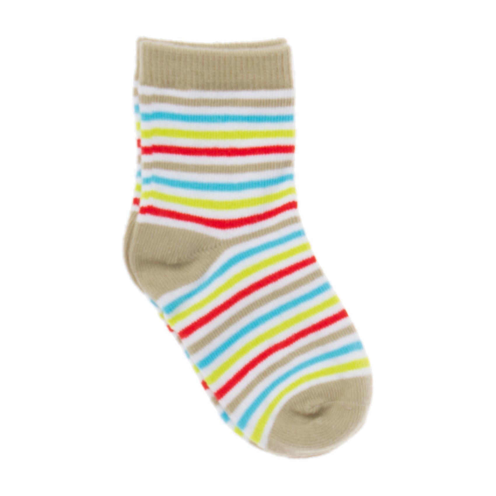 Носки для мальчика PlayTodayНоски для мальчика PlayToday <br><br>Состав: 75% хлопок, 22% нейлон, 3% эластан <br><br>Верх на резинке<br>Цветные полоски<br><br>Ширина мм: 87<br>Глубина мм: 10<br>Высота мм: 105<br>Вес г: 115<br>Цвет: разноцветный<br>Возраст от месяцев: 9<br>Возраст до месяцев: 15<br>Пол: Мужской<br>Возраст: Детский<br>Размер: 10,12<br>SKU: 4502951