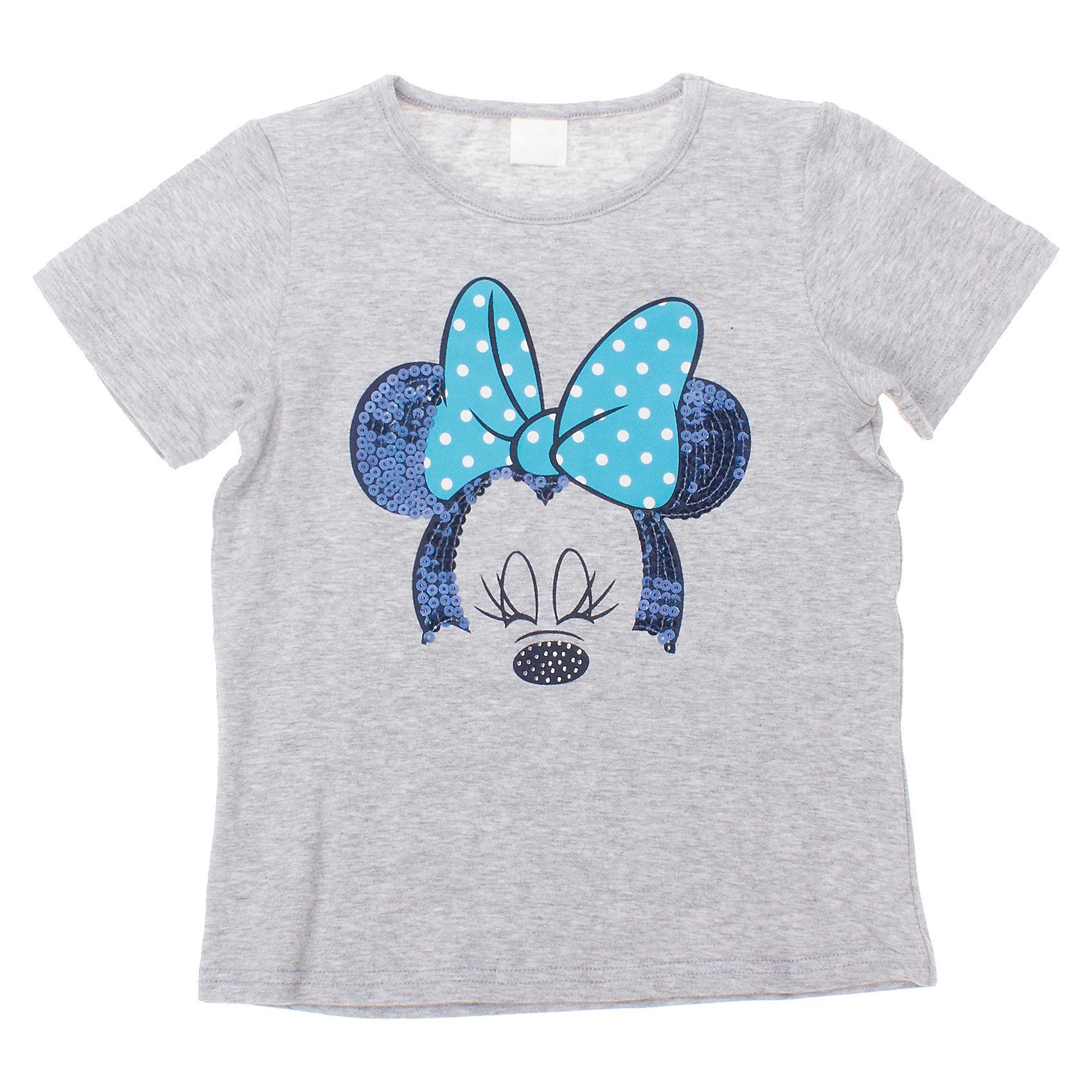 PlayToday Футболка для девочки PlayToday футболка playtoday футболка