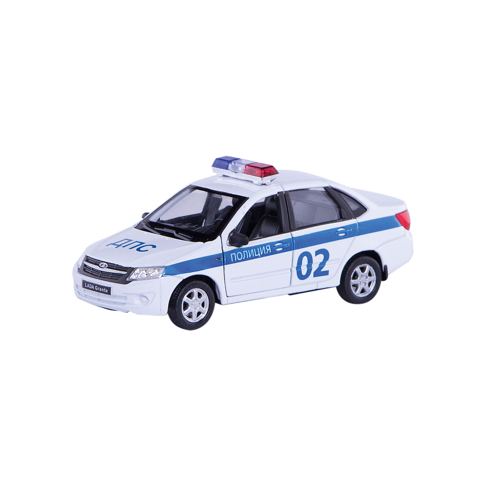 Welly Модель машины 1:34-39 LADA Granta Полиция, Welly модель машины welly lada granta rally 1 34 39