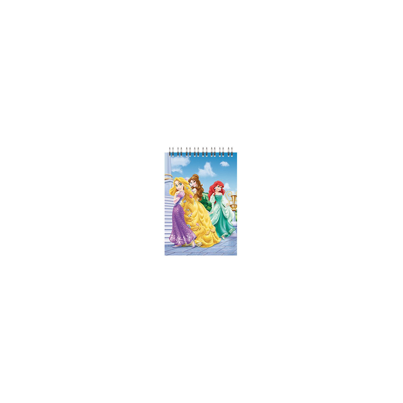 Блокнот Принцессы Дисней 60 листовБлокнот с изображением любимых принцесс придется по вкусу любой девочке. Плотная обложка блокнота не позволит листам помяться. Рисуй, пиши, делись секретами в любимыми принцессами! <br><br>Дополнительная информация:<br><br>- Материал: пластик, бумага.<br>- Формат: А5.<br>- Количество листов: 60.<br>- Твердая обложка. <br><br>Блокнот Принцессы Дисней (Disney princess), 60 листов,  можно купить в нашем магазине.<br><br>Ширина мм: 148<br>Глубина мм: 210<br>Высота мм: 5<br>Вес г: 136<br>Возраст от месяцев: 48<br>Возраст до месяцев: 96<br>Пол: Женский<br>Возраст: Детский<br>SKU: 4506484