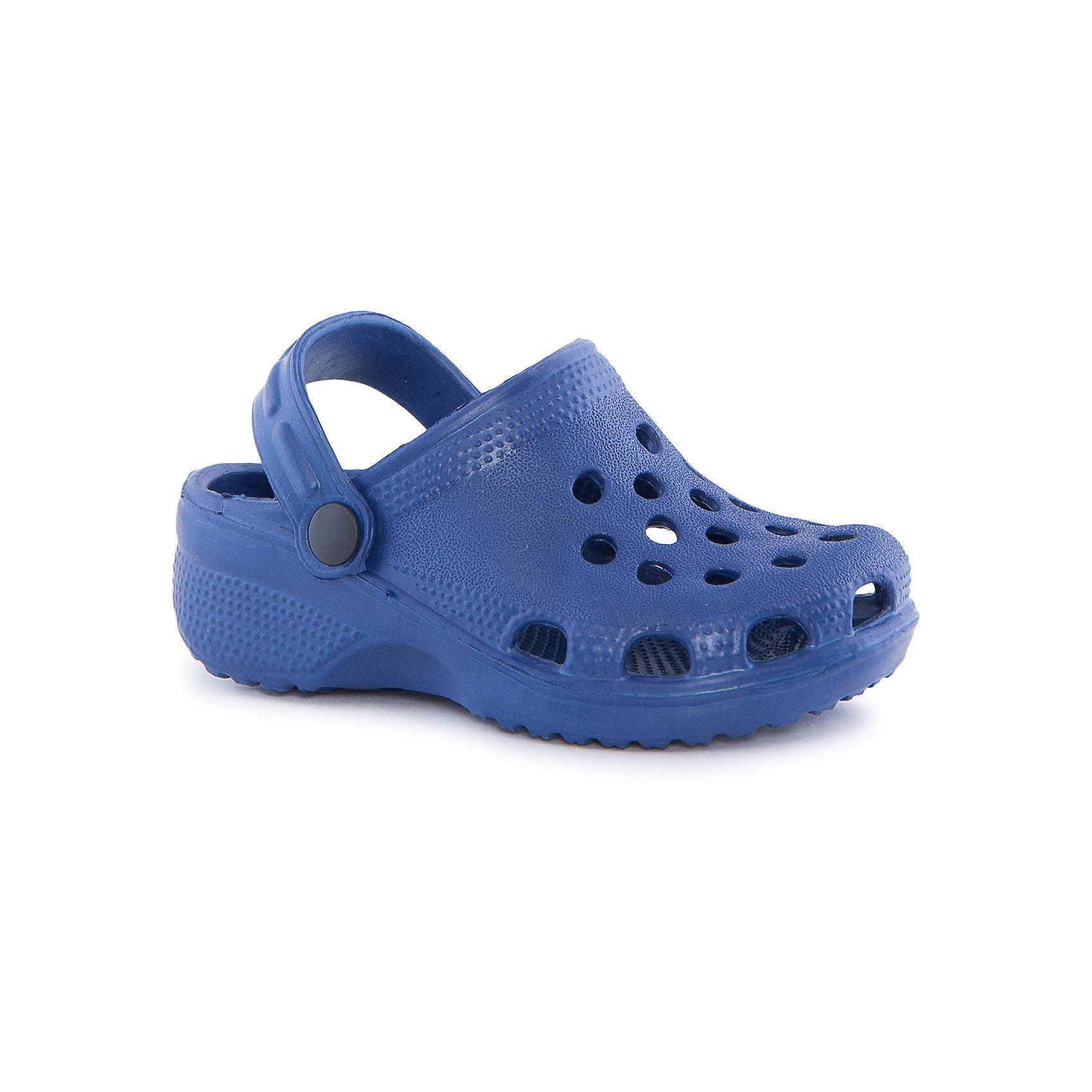 Сабо для мальчика PlayTodayПляжная обувь<br>Пантолеты для мальчика PlayToday <br><br>Состав: 100% этилвинилацетат <br><br>Очень легкие<br>Темно-синий цвет<br>Верх с перфорацией<br>Подошва с рифлением<br><br>Ширина мм: 225<br>Глубина мм: 139<br>Высота мм: 112<br>Вес г: 290<br>Цвет: полуночно-синий<br>Возраст от месяцев: 18<br>Возраст до месяцев: 21<br>Пол: Мужской<br>Возраст: Детский<br>Размер: 23,22,24,21,20,19<br>SKU: 4508184