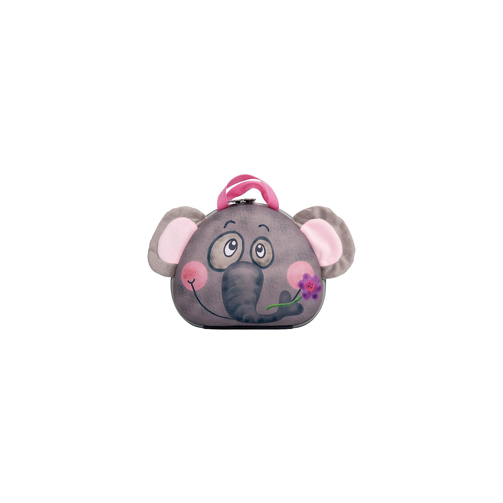 - Сумка-зверушка  Слоненок сумка зверушка дракончик 80019