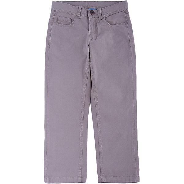 Брюки для мальчика Button BlueБрюки<br>Прекрасный летний вариант на каждый день - бежевые брюки для мальчика! Хотите, чтобы ваш ребенок был в тренде? Предпочитаете купить детские брюки модного силуэта недорого, не сомневаясь в их качестве и комфорте? Тогда отличные брюки от Button Blue - то, что нужно!<br>Состав:<br>98%хлопок, 2%эластан<br>Ширина мм: 215; Глубина мм: 88; Высота мм: 191; Вес г: 336; Цвет: бежевый; Возраст от месяцев: 24; Возраст до месяцев: 36; Пол: Мужской; Возраст: Детский; Размер: 98,122,158,110,152,140,128,146,104,116,134; SKU: 4510397;