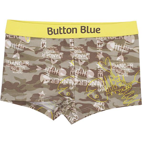 Плавки для мальчика Button BlueКупальники и плавки<br>Яркие плавки с оригинальным рисунком подарят ребенку отличное настроение на весь пляжный сезон. Если вы решили купить красивые плавки недорого, выберете плавки от Button Blue. Они обеспечат ребенку комфорт, а вам - удовольствие от покупки.<br>Состав:<br>83% полиамид        17% эластан;       подкл.:                    100% полиэстер<br>Ширина мм: 183; Глубина мм: 60; Высота мм: 135; Вес г: 119; Цвет: зеленый; Возраст от месяцев: 24; Возраст до месяцев: 36; Пол: Мужской; Возраст: Детский; Размер: 98,116,140,152,104,128; SKU: 4510447;