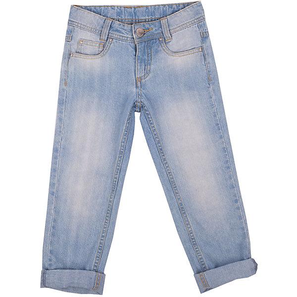 Джинсы для девочки Button BlueДжинсовая одежда<br>Классные голубые джинсы с потертостями и варкой — залог хорошего летнего настроения! Модный облегающий силуэт, удобная посадка на фигуре подарят девочке комфорт и свободу движений. Отличное качество и доступная цена прилагаются! Купить детские джинсы Button Blue, значит, купить классные летние джинсы недорого и быть в тренде!<br>Состав:<br>83% хлопок, 16% полиэстер, 1% эластан<br><br>Ширина мм: 215<br>Глубина мм: 88<br>Высота мм: 191<br>Вес г: 336<br>Цвет: голубой<br>Возраст от месяцев: 96<br>Возраст до месяцев: 108<br>Пол: Женский<br>Возраст: Детский<br>Размер: 134,98,122,152,116,140,104,158,146,110,128<br>SKU: 4510696
