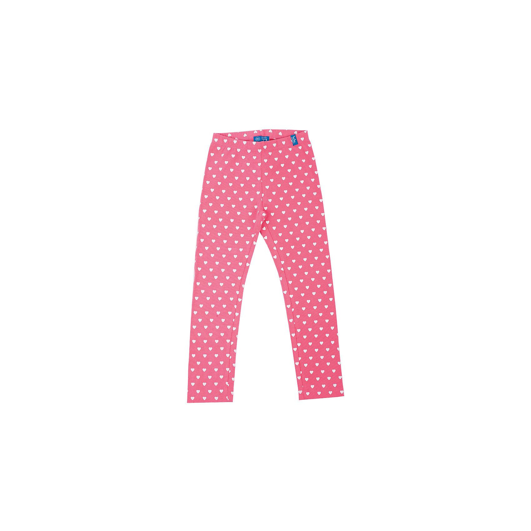 Леггинсы для девочки Button BlueЛосины для девочек - хит летнего и домашнего гардероба! Яркие, удобные, красивые, розовые лосины с мелким рисунком сердечко - отличная вещь на каждый день. Купить детские лосины Button Blue, значит, купить лосины недорого и быстро, не сомневаясь в их качестве и комфорте.<br>Состав:<br>95% хлопок           5% эластан<br><br>Ширина мм: 123<br>Глубина мм: 10<br>Высота мм: 149<br>Вес г: 209<br>Цвет: розовый<br>Возраст от месяцев: 36<br>Возраст до месяцев: 48<br>Пол: Женский<br>Возраст: Детский<br>Размер: 104,116,122,110,98<br>SKU: 4510798