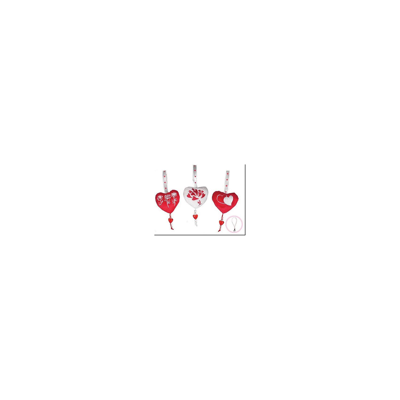 Сувенир Сердечко в вышивкой, в ассортиментеСувенир Сердце с вышивкой станет приятным и романтичным подарком на день всех влюбленных или еще одним поводом порадовать близкого человека. Мягконабивная игрушка выполнена в виде красного или белого сердечка с нарядной вышивкой, имеется шнурок для подвешивания. Дизайн в ассортименте.<br><br>Дополнительная информация:<br><br>- Материал: текстиль.<br>- Размер сувенира: 5 х 6 х 1,5 см.<br><br>Сувенир Сердце с вышивкой, в ассортименте, Премьер-игрушка, можно купить в нашем интернет-магазине.<br><br>ВНИМАНИЕ! Данный артикул имеется в наличии в разных вариантах исполнения. Заранее выбрать определенный вариант нельзя. При заказе нескольких сердечек возможно получение одинаковых.<br><br>Ширина мм: 60<br>Глубина мм: 15<br>Высота мм: 50<br>Вес г: 4<br>Возраст от месяцев: 36<br>Возраст до месяцев: 2147483647<br>Пол: Унисекс<br>Возраст: Детский<br>SKU: 4512287