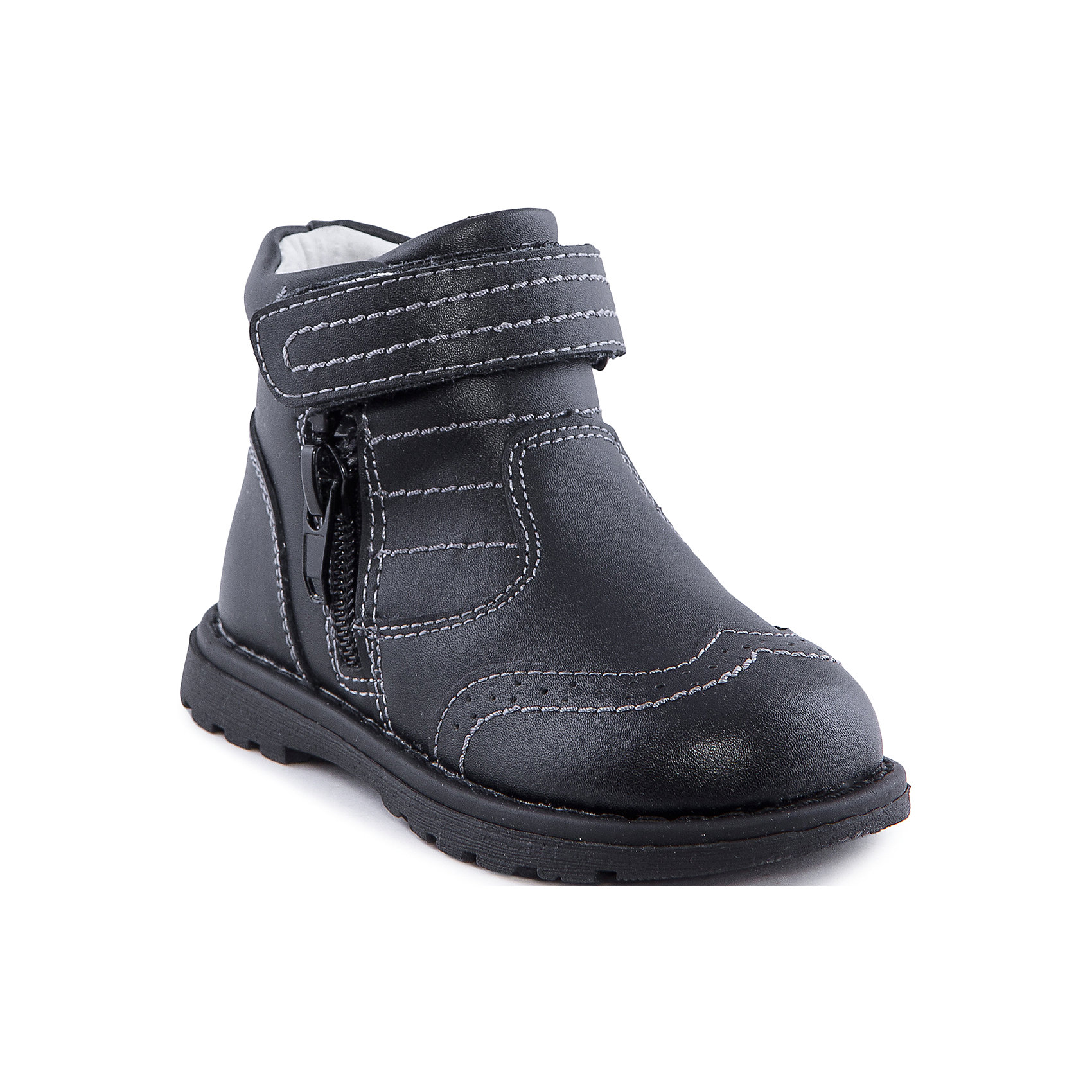 MURSU Ботинки для мальчика MURSU ботинки mursu 200240 черный р 37