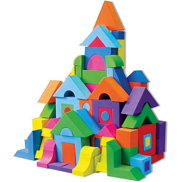 Мягкий конструктор, 258 деталей, Kribly BooБренды конструкторов<br>Мягкий конструктор идеальный вариант для самых маленьких строителей! Яркие детали и разнообразие форм привлекут внимание малышей и раскроют невероятные возможности для творчества. Все элементы конструктора выполнены из высококачественных материалов, с применением экологичных красителей, не имеют острых углов, абсолютно безопасны для детей. Мягкий конструктор - прекрасный подарок на любой праздник, который надолго увлечет ребенка, помогая ему развить логику, моторику рук, цветовосприятие и фантазию.<br><br>Дополнительная информация:<br><br>- Материал: вспененный полимер.<br>- Количество деталей:258.<br>- Размер упаковки: 18,2x29x19,1 см.<br><br>Мягкий конструктор, 258 деталей, Kribly Boo (Крибли Бу), можно купить в нашем магазине.<br>Ширина мм: 280; Глубина мм: 180; Высота мм: 180; Вес г: 660; Возраст от месяцев: 36; Возраст до месяцев: 84; Пол: Унисекс; Возраст: Детский; SKU: 4515339;