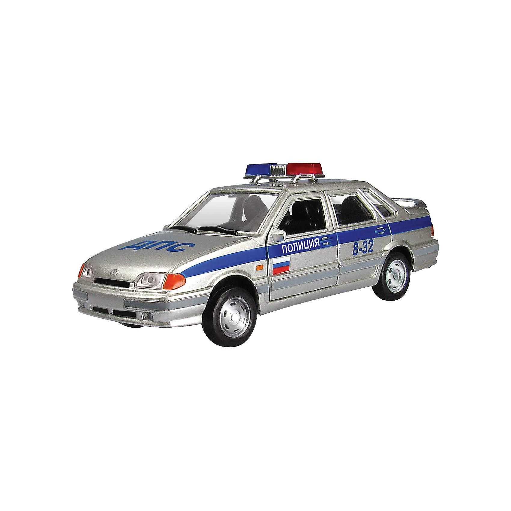 - Машина LADA SAMARA, ДПС, 1:36 gamma gf 683 lada samara