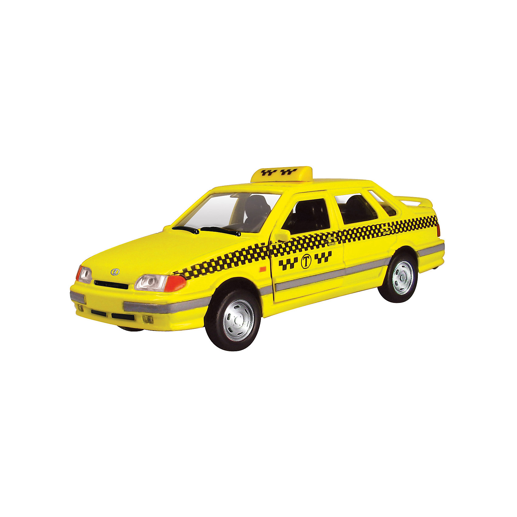 - Машина LADA SAMARA, такси, 1:36 gamma gf 683 lada samara