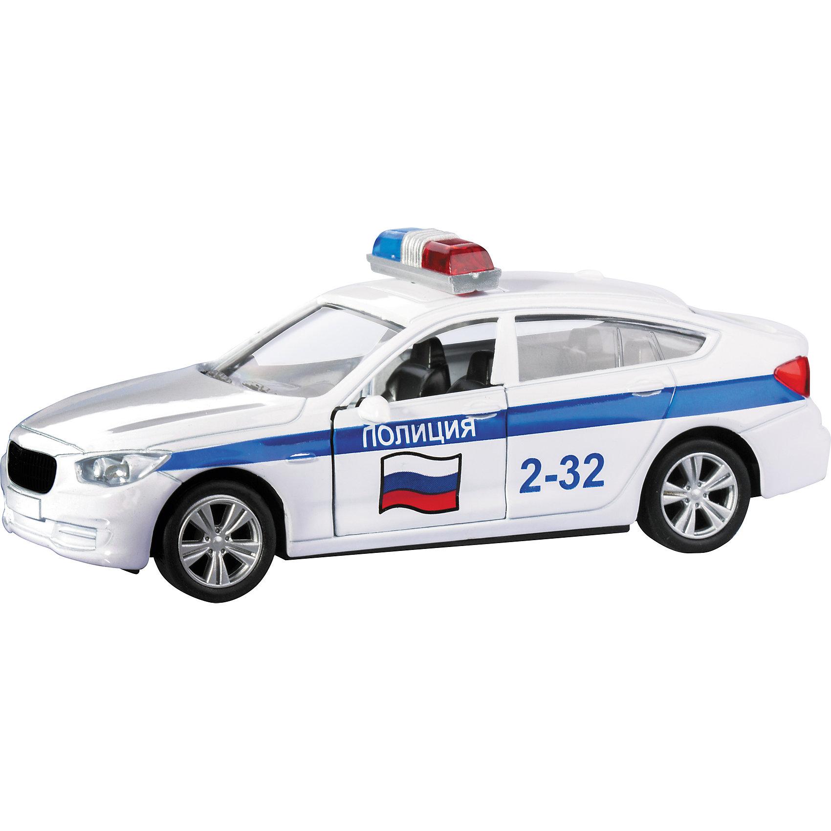 - Машина BAVARIA GRAN TURISMO, полиция, 1:36 машинки autotime машина bavaria gran turismo пожарная охрана