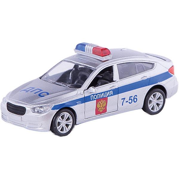 Машина BAVARIA GRAN TURISMO, ДПС, 1:36Машинки<br>Машина BAVARIA GRAN TURISMO, ДПС,  - коллекционная модель, являющая копией настоящего автомобиля, сделанной в масштабе 1:36. Машинка станет прекрасным подарком всем юным автолюбителям и займет достойное место в любой коллекции автомобилей. Игрушка имеет инерционный механизм и открывающиеся двери, выполнена из высококачественных прочных безопасных материалов. <br><br>Дополнительная информация:<br><br>- Материал: пластик, металл.<br>- Масштаб: 1:36.<br>- Колеса подвижные.<br>- Двери открываются.<br>- Инерционный механизм. <br><br>Машину BAVARIA GRAN TURISMO, ДПС, 1:36, можно купить в нашем магазине.<br>Ширина мм: 137; Глубина мм: 57; Высота мм: 70; Вес г: 146; Возраст от месяцев: 36; Возраст до месяцев: 84; Пол: Мужской; Возраст: Детский; SKU: 4515354;